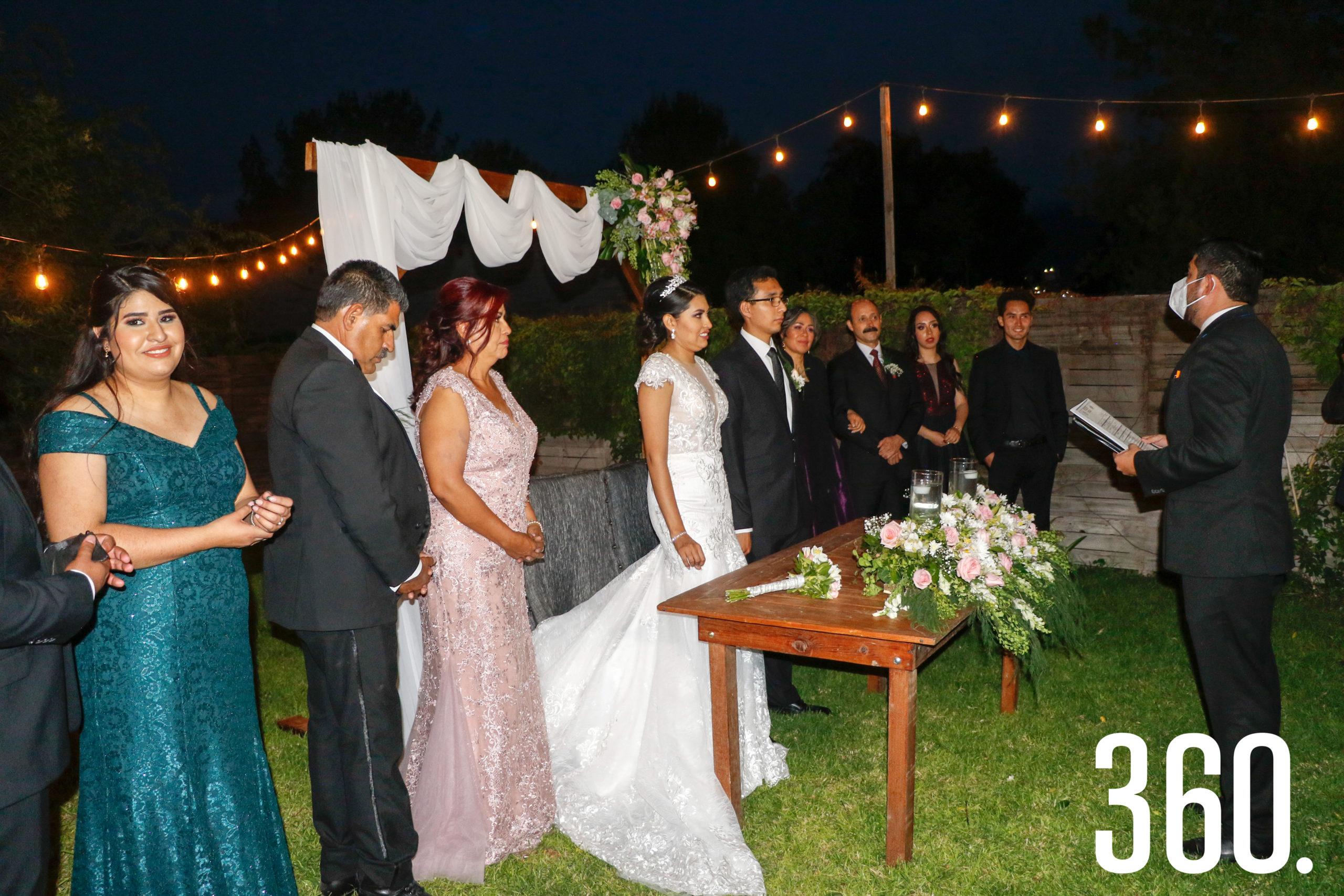 Ceremonia civil.