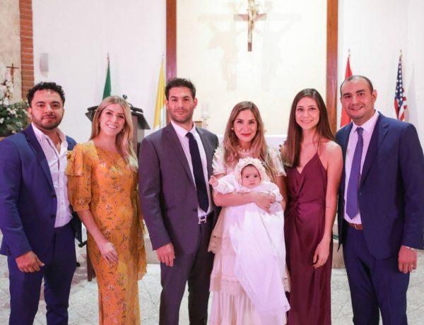 Adolfo Garcia, Marianne Pueñuñuri, Eduardo Ramirez, Barbara Gonzalez, Cristina Guzman y Joel Cárdenas.