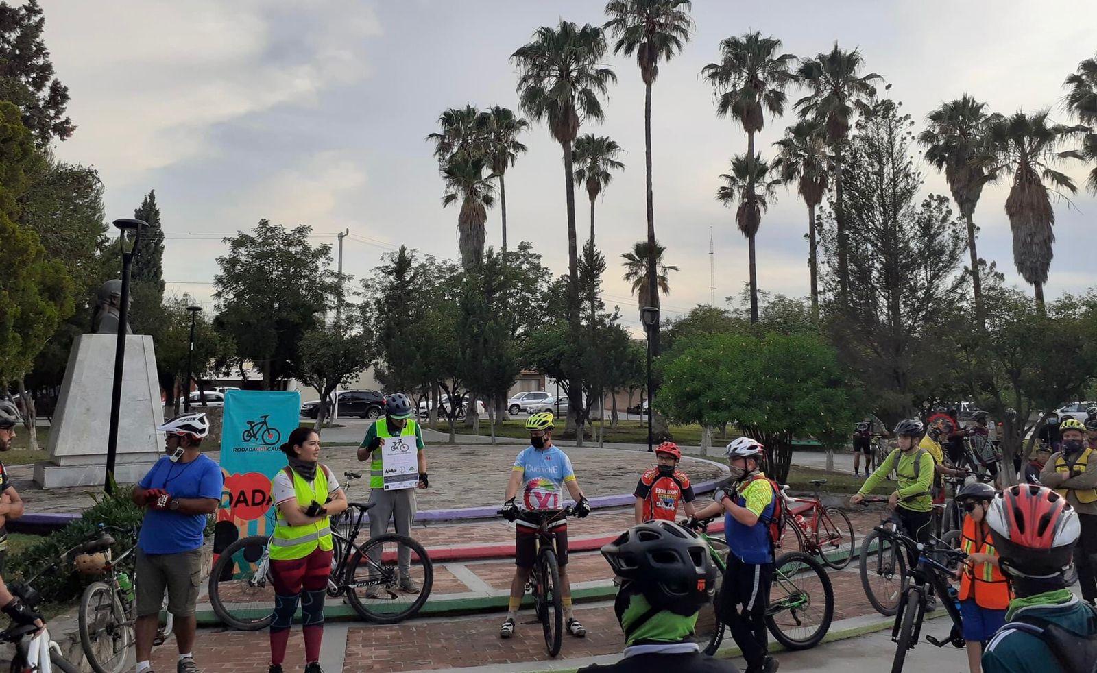Esperan la participación de al menos 300 ciclistas.