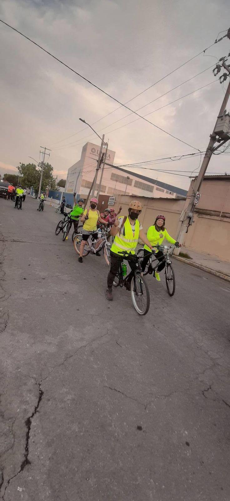 Darán un espacio a la comunidad ciclista para que cuenten qué necesitan y hablen sobre la vulnerabilidad que viven.