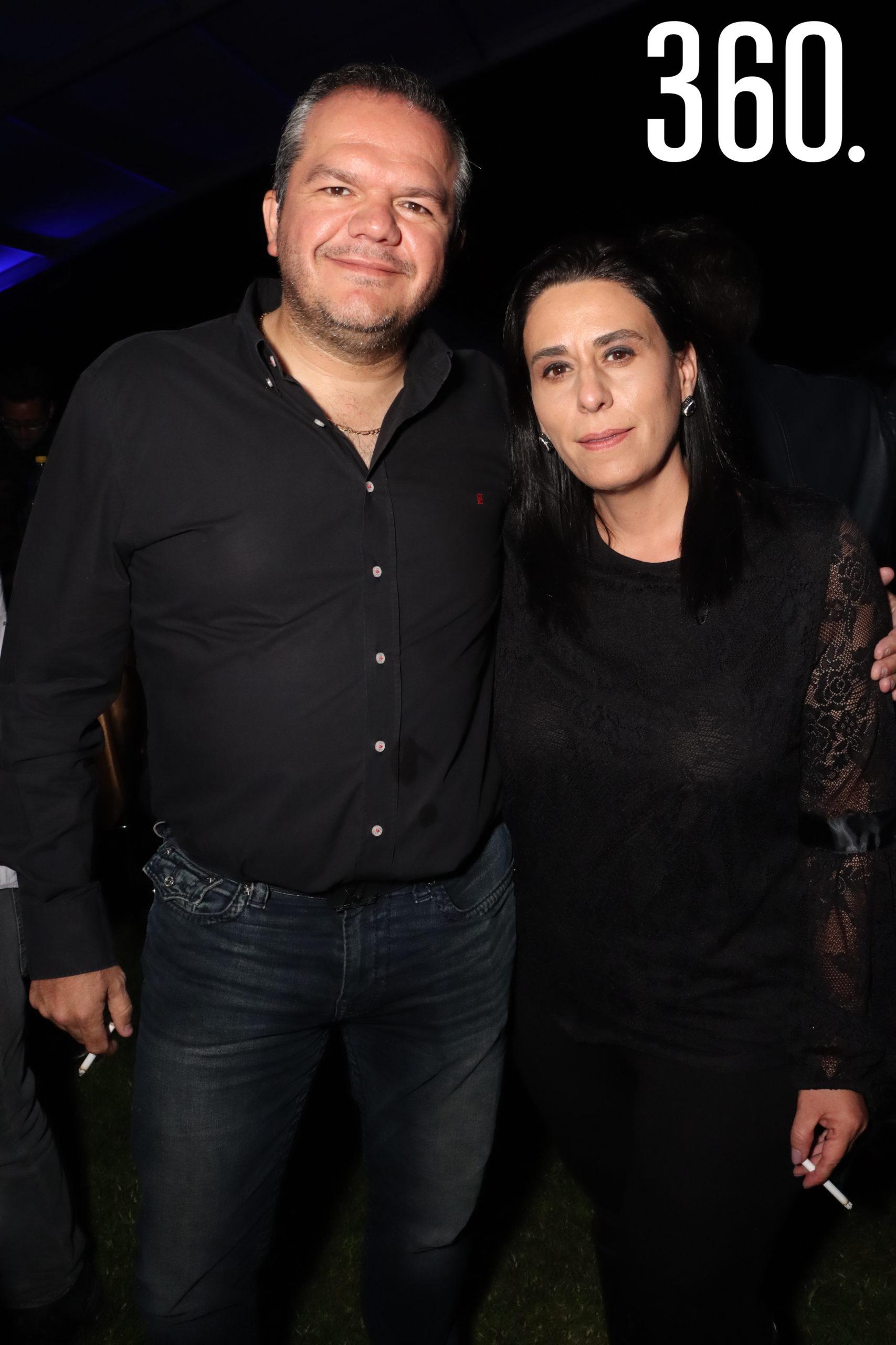 Héctor Miranda y Ale Garza.