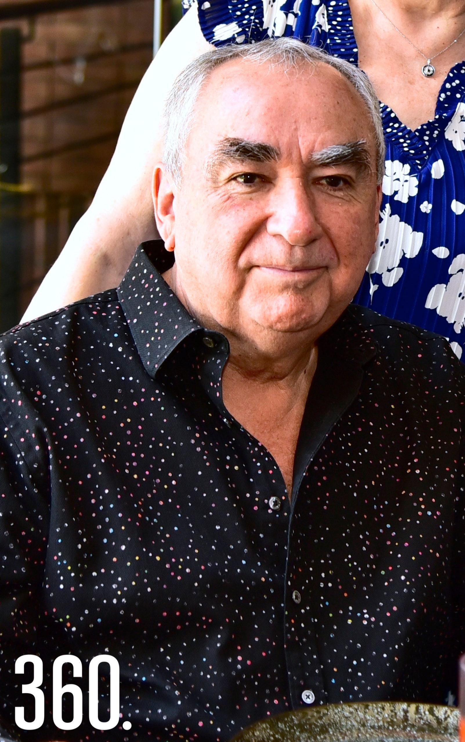 Mario Mata.