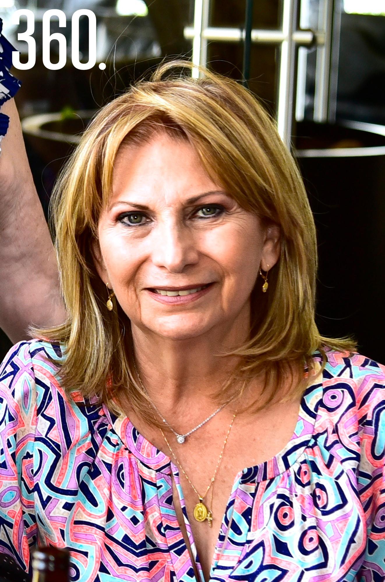 Marisela Quintero de Mata.