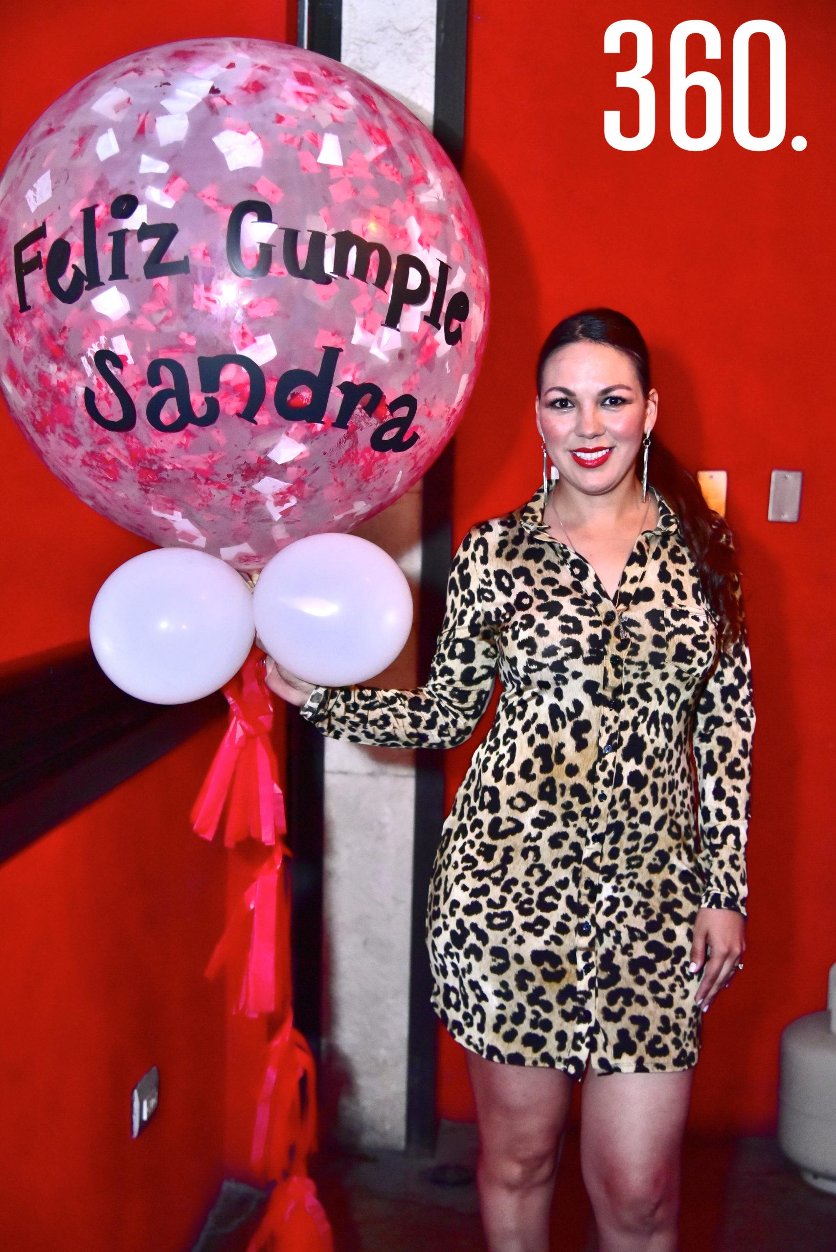 Sandra Pérez.