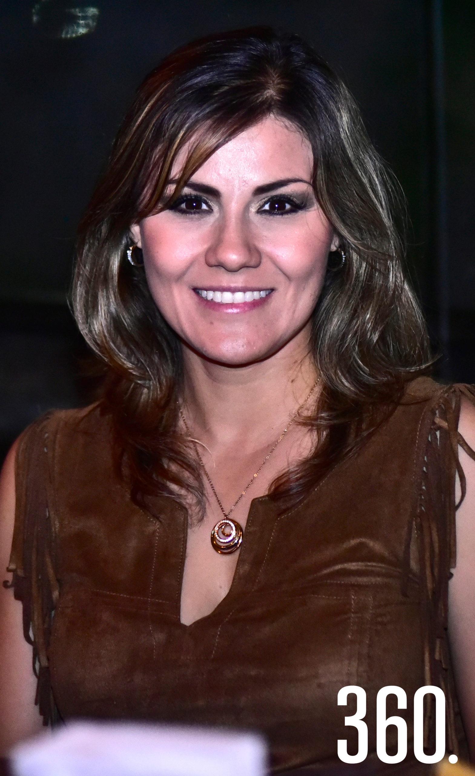 Liliana García.