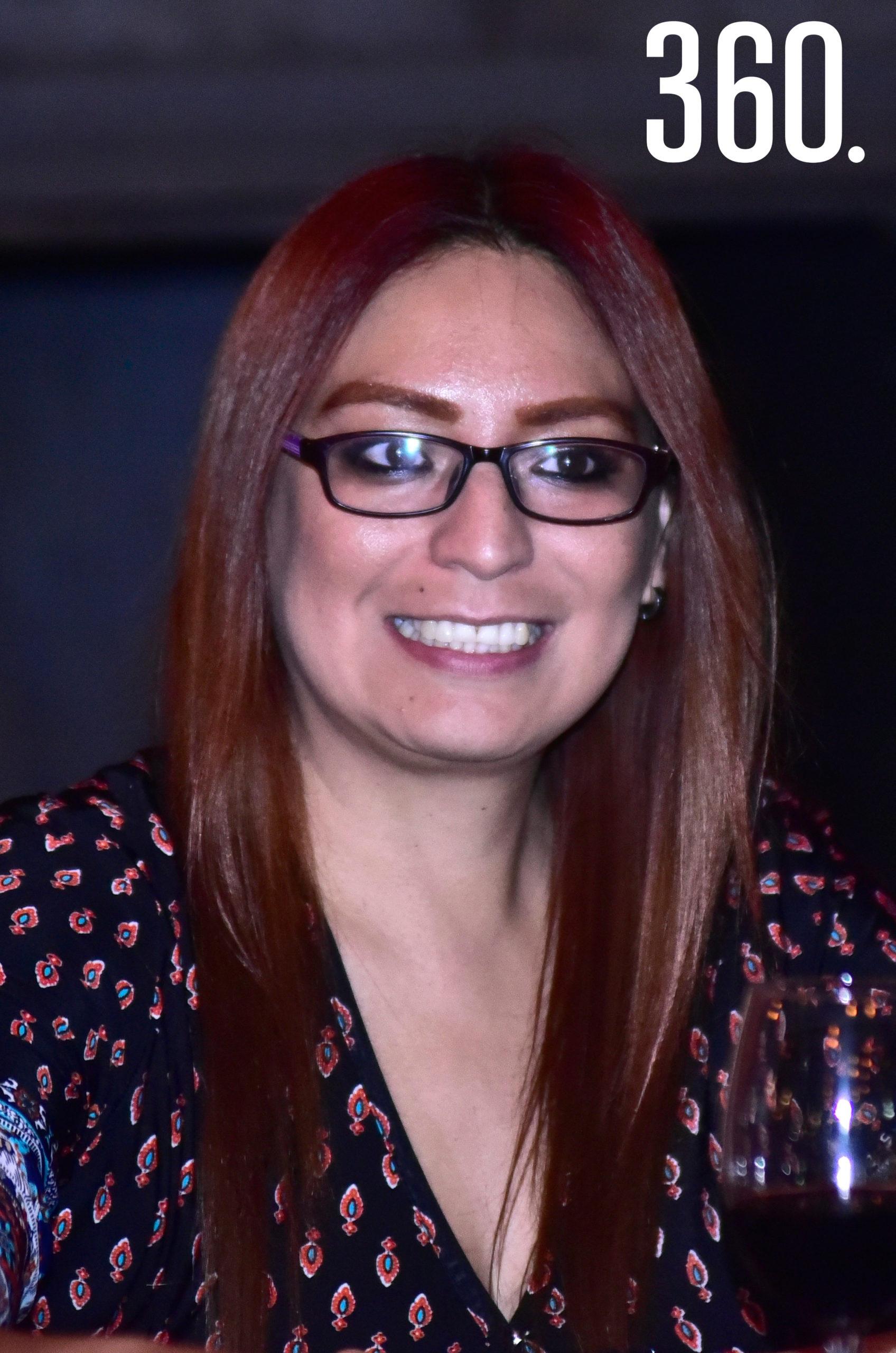 Ana Lilia Valdés.