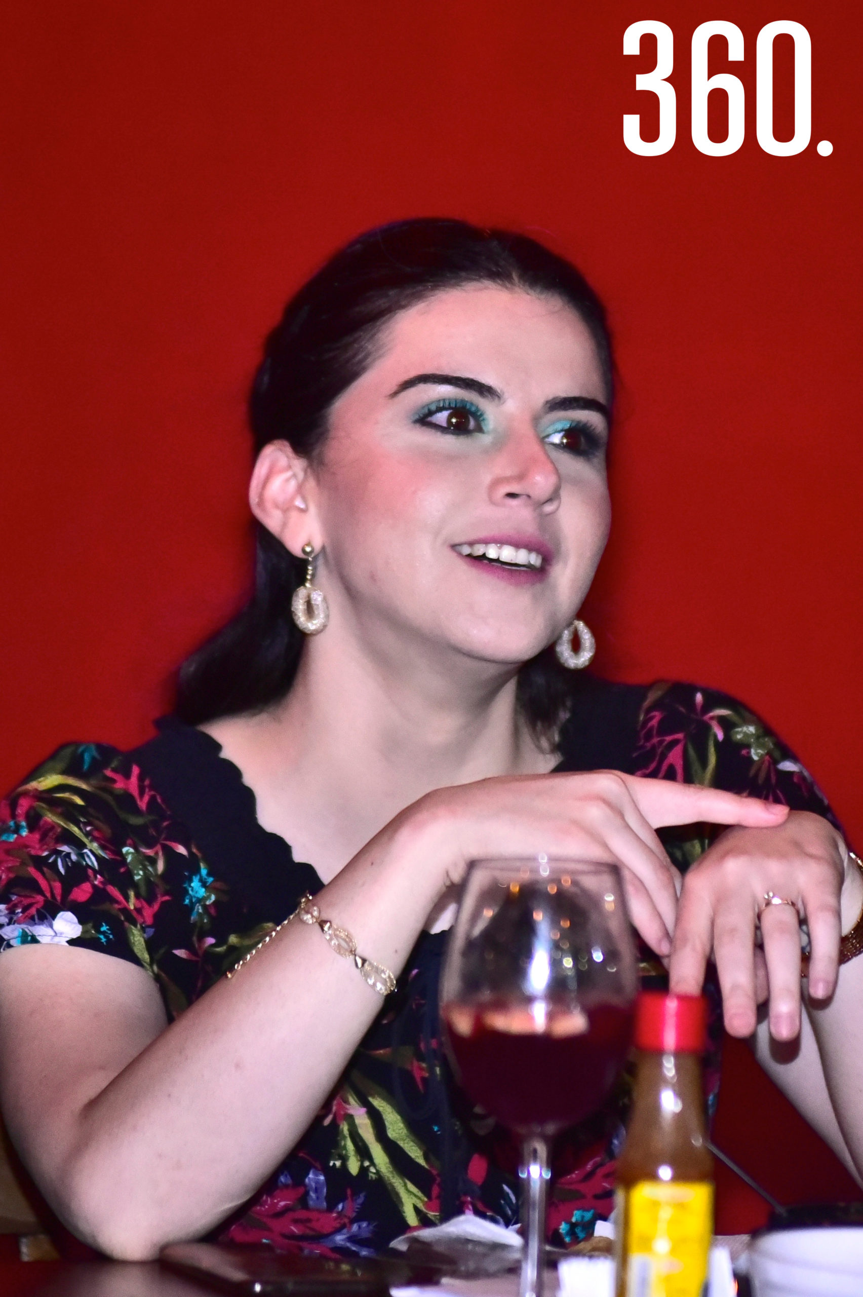 Rocío Saavedra.