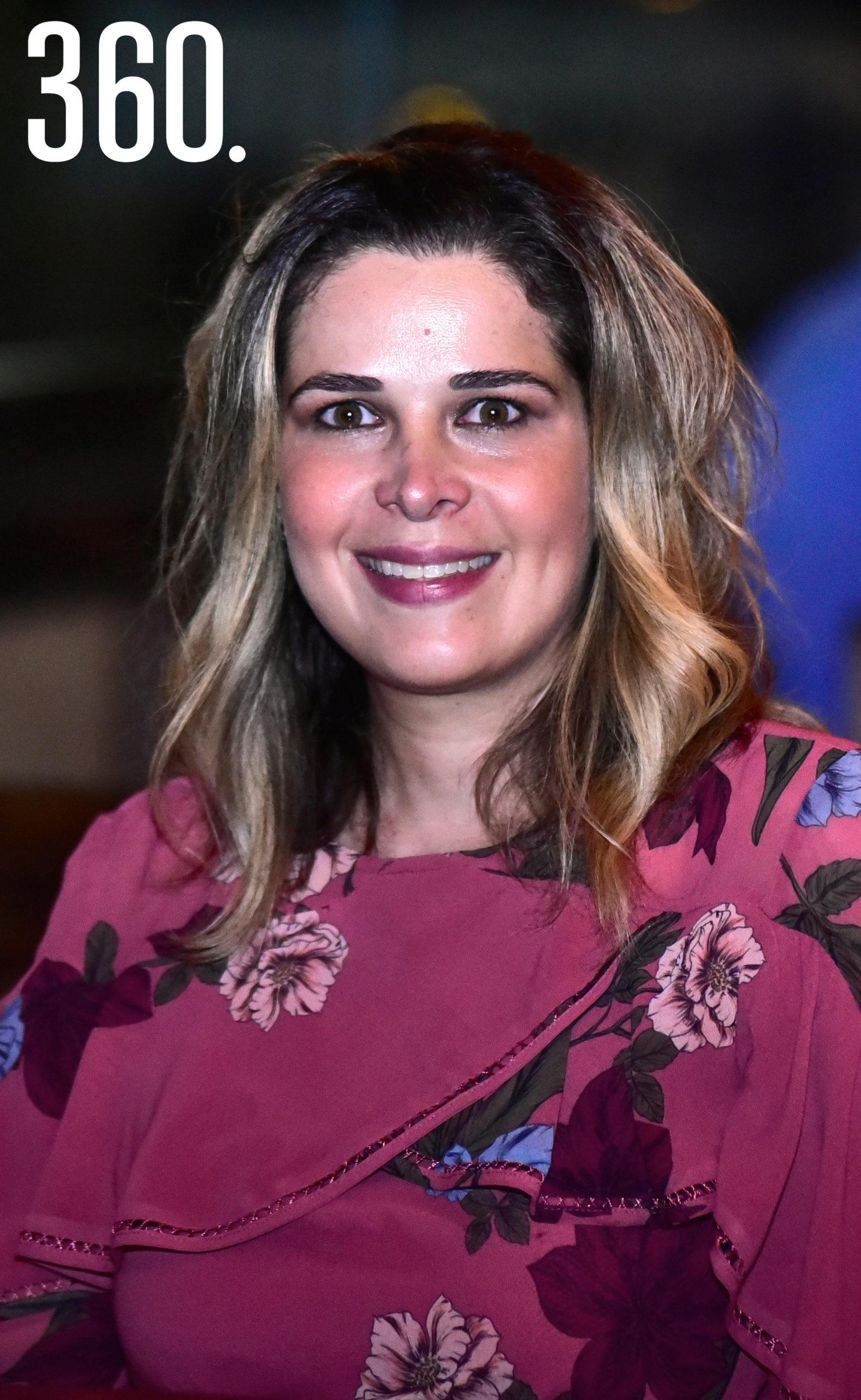 Karla Guerra de Villaseñor.