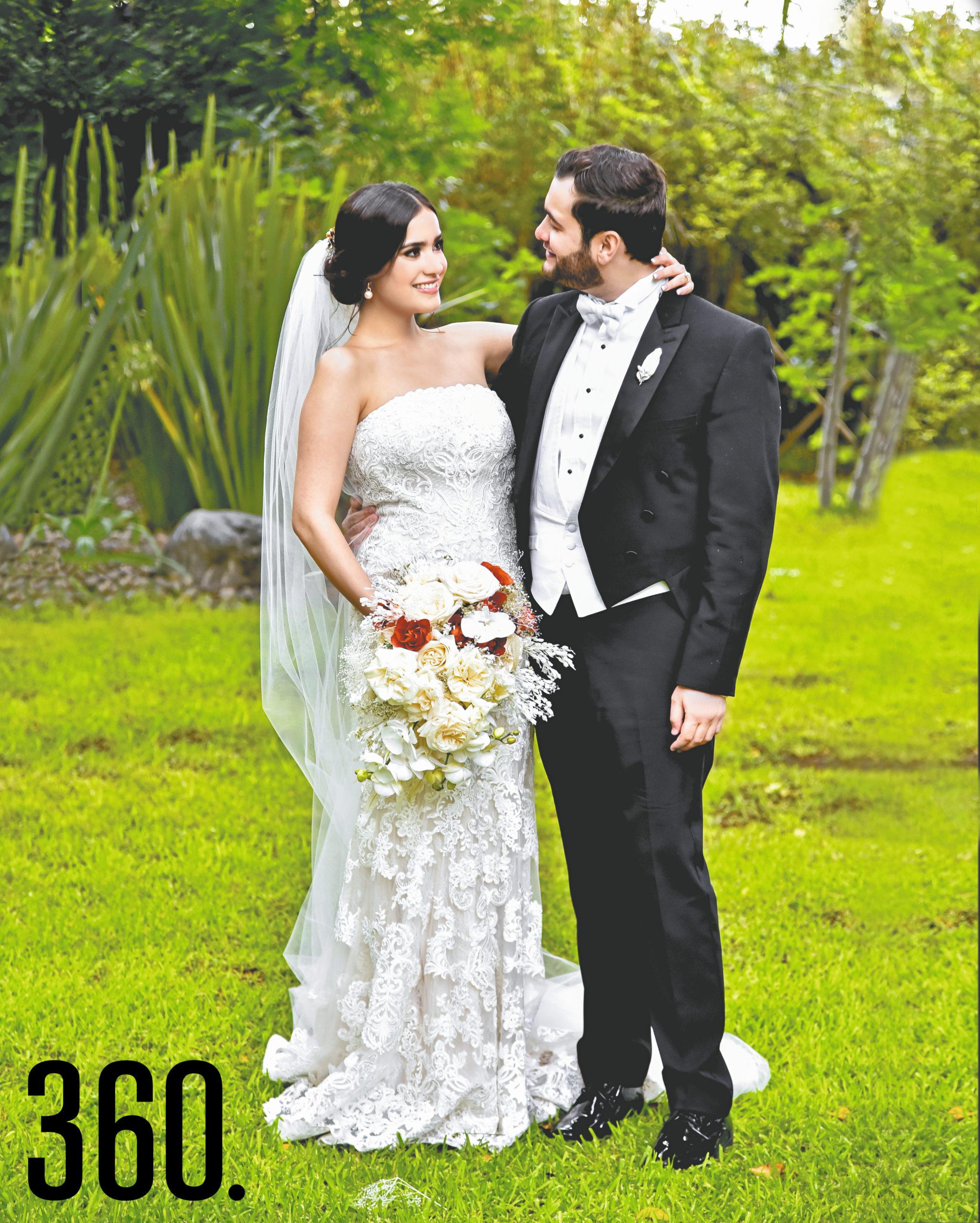 Sofía Chávez Gómez y Federico Del Río Abundis.