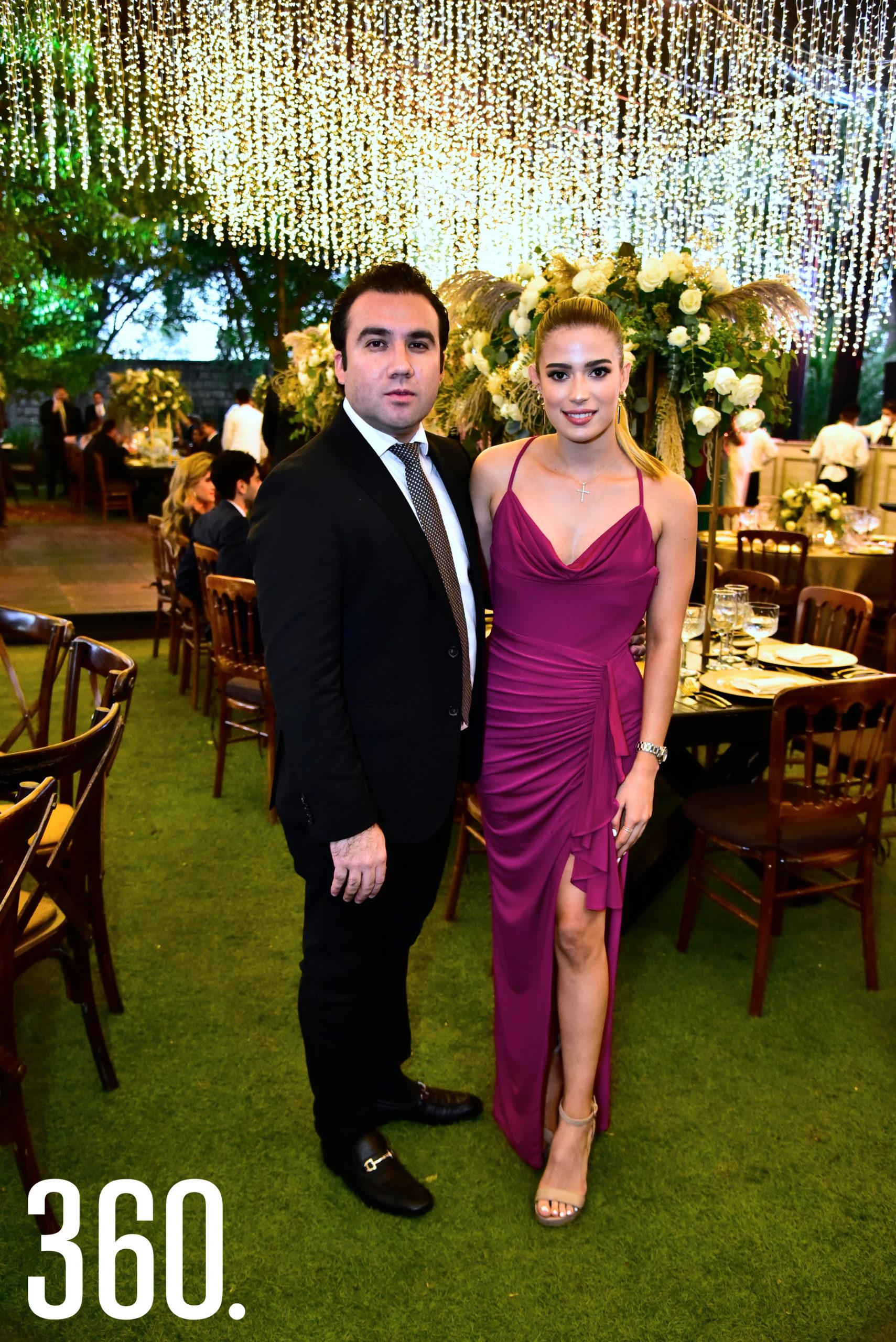 Samuel Salazar y Patricia Gil.