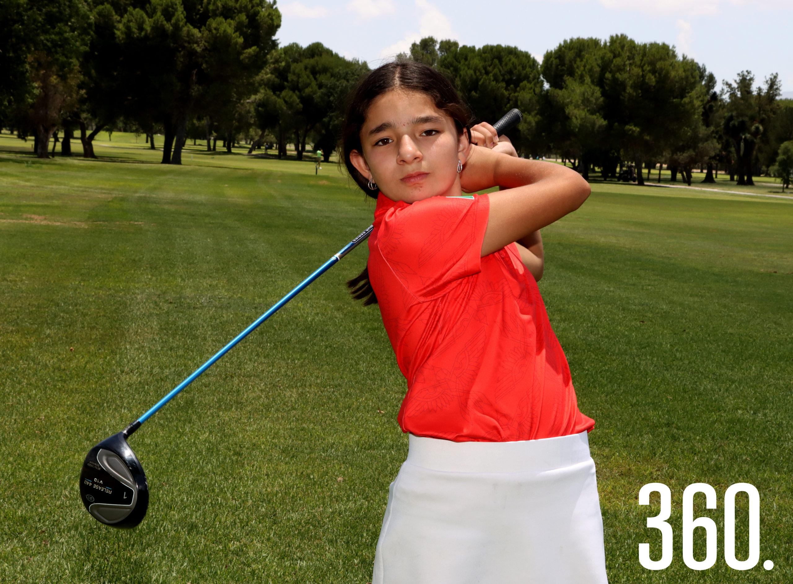 """Paloma Ibarra Ambia, participará en el """"US Kids World Championship 2021"""", en la categoría 12 años."""