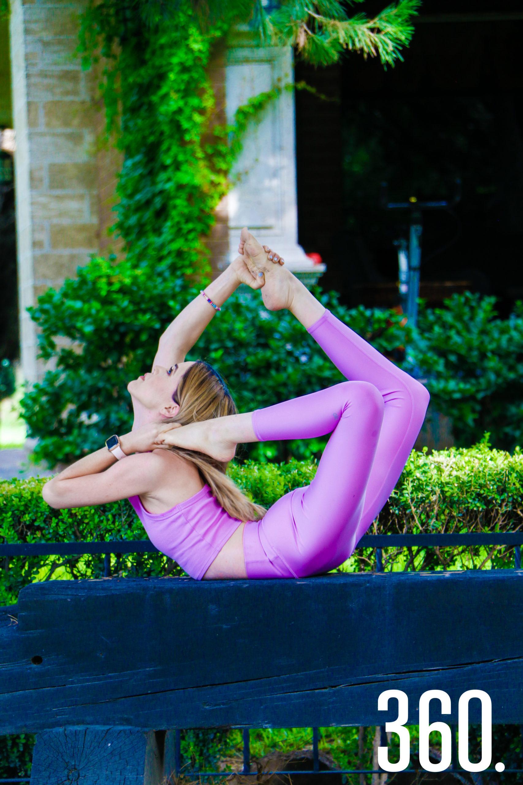 El yoga ayuda a disminuir el estrés, la ansiedad y la depresión.