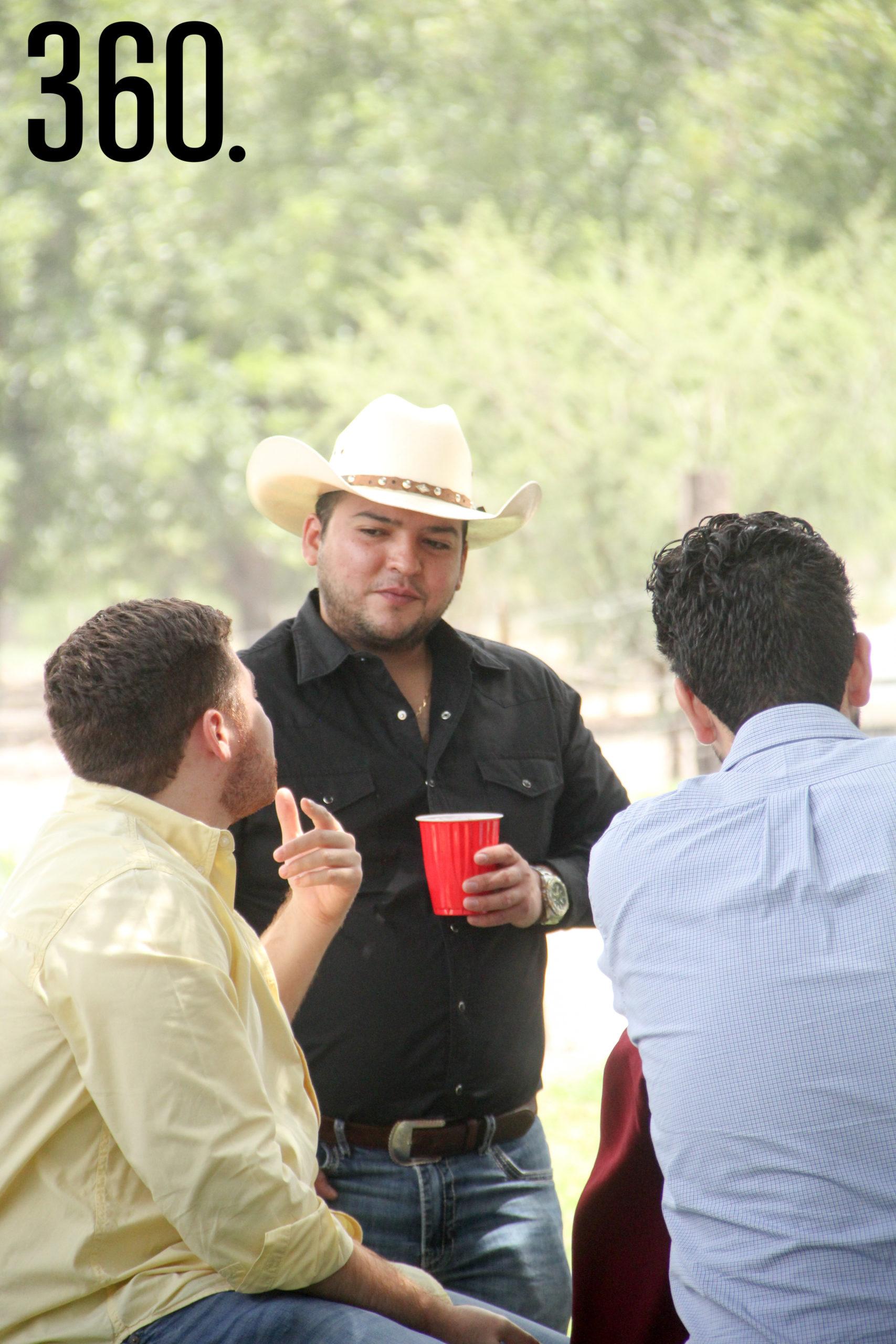 Rodrigo López.
