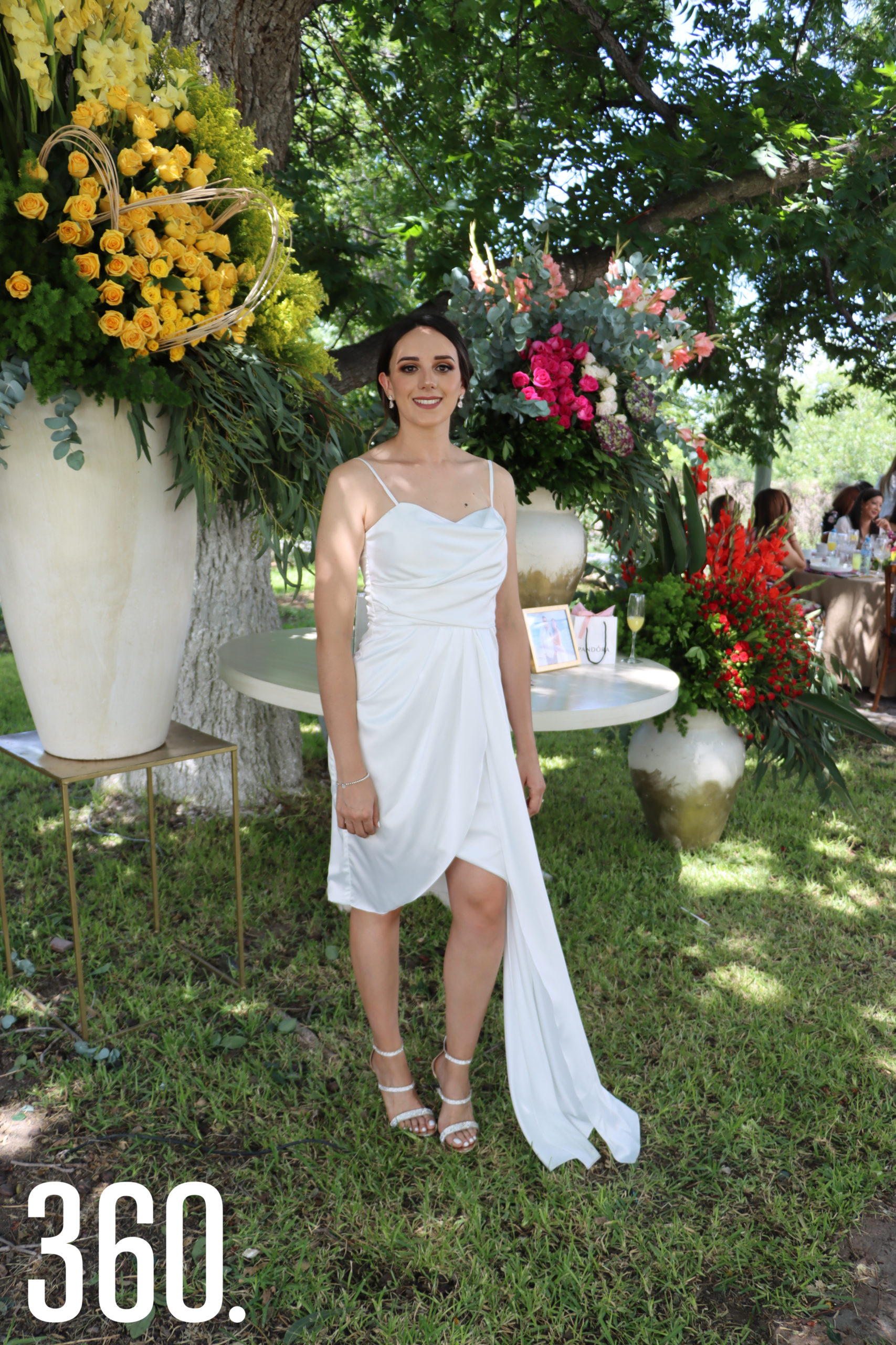 Paola Pepi Valdés se casará el 23 de octubre con José Alfredo Martínez de Peña.