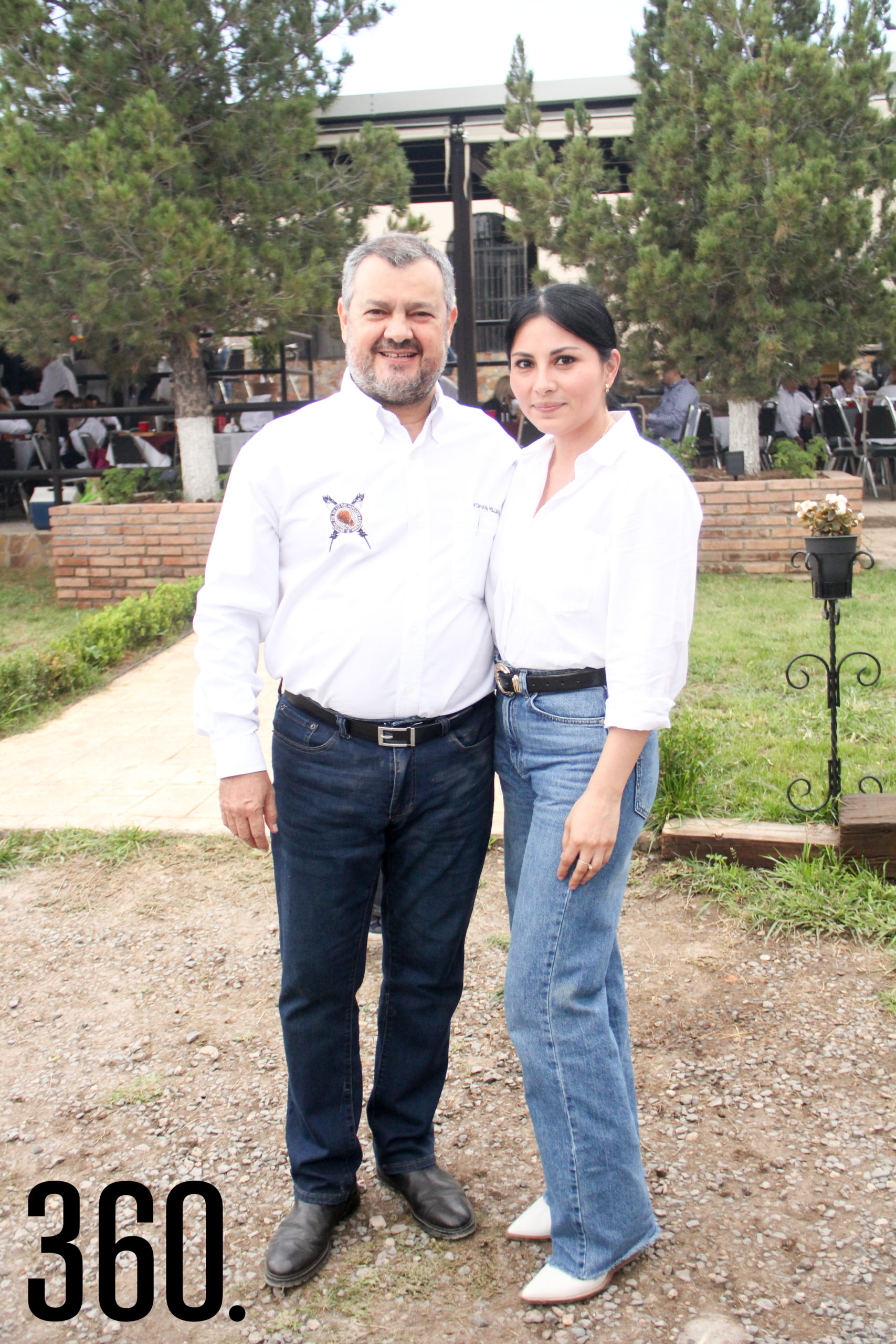 Yohan Hillman y Nayeli González.