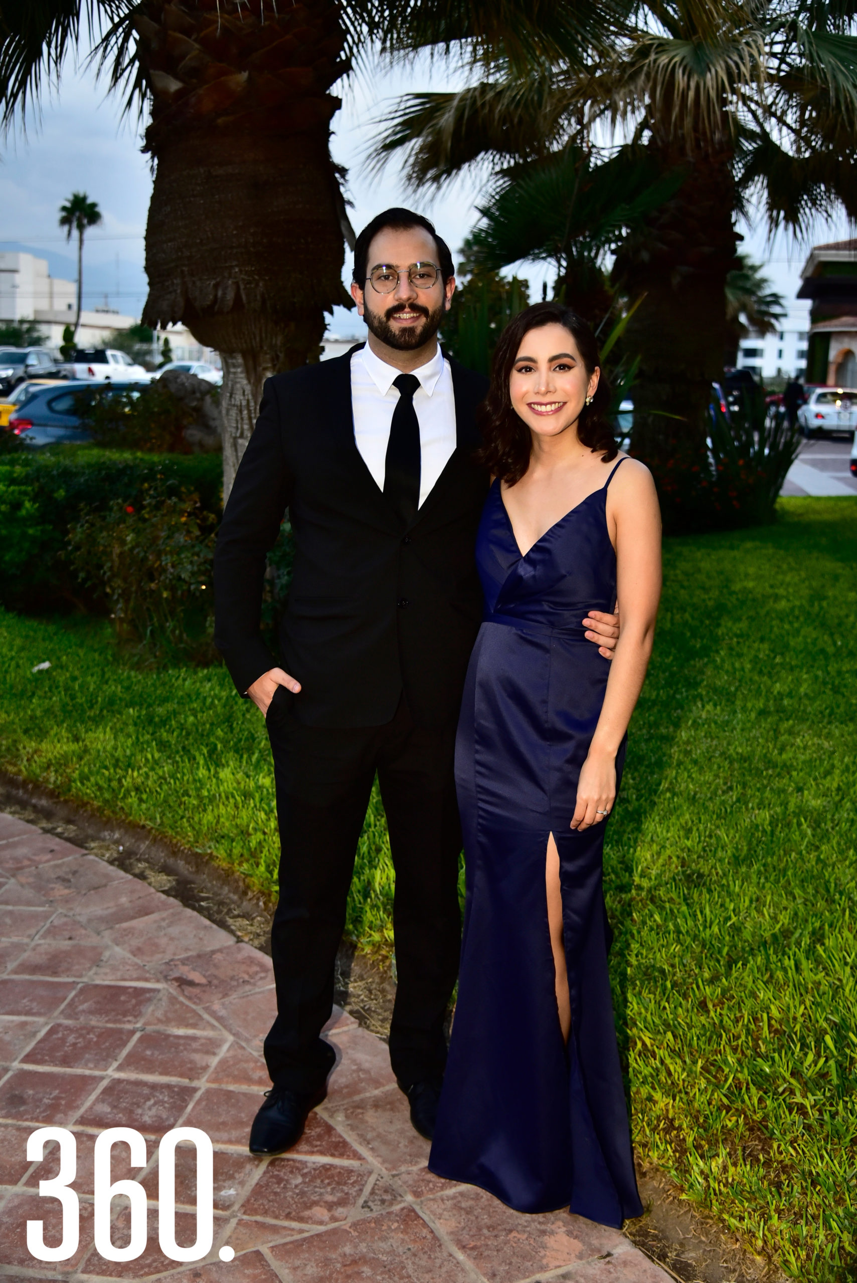 Juan Pablo Lara y Sonia Martínez.