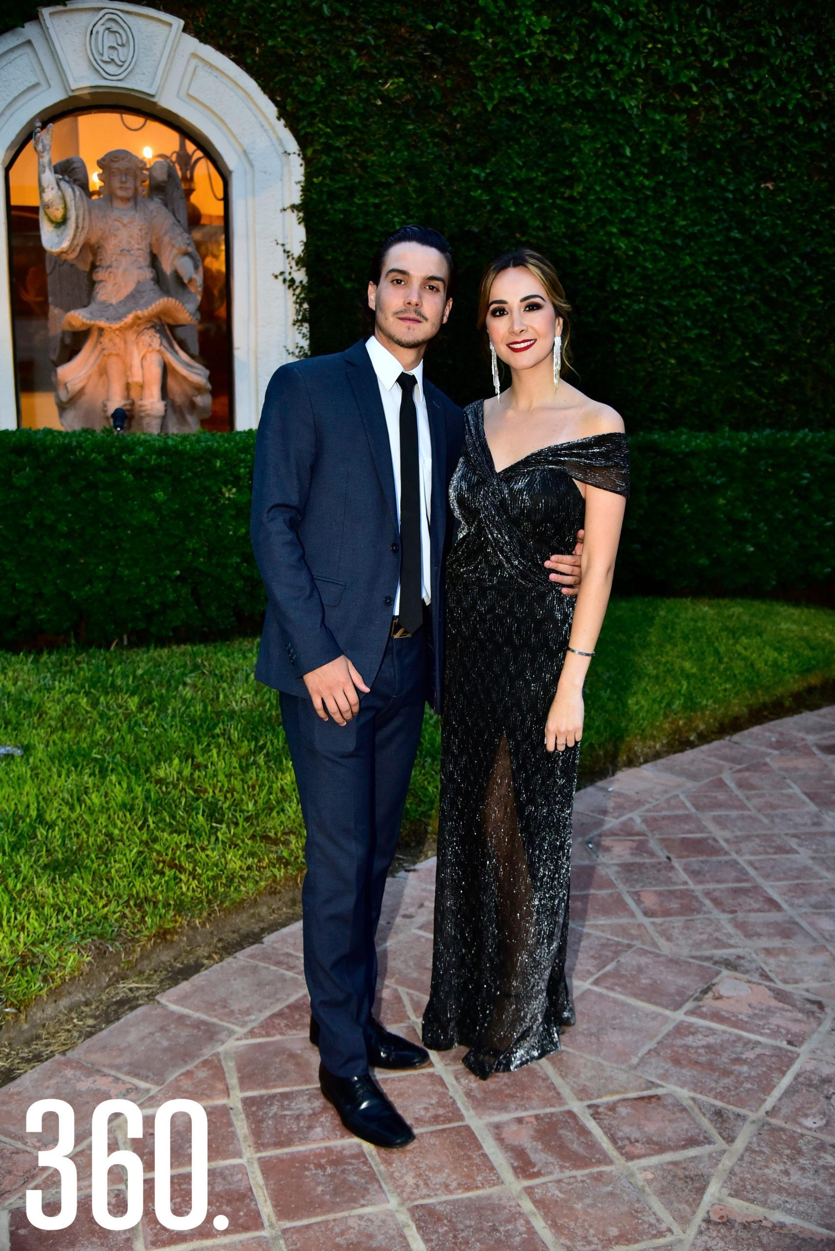Guillermo Torres y Ana Lucia González.
