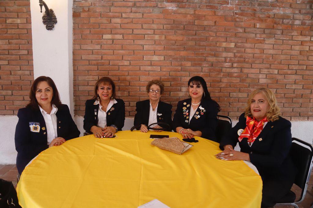 Integrantes de la Asociación.