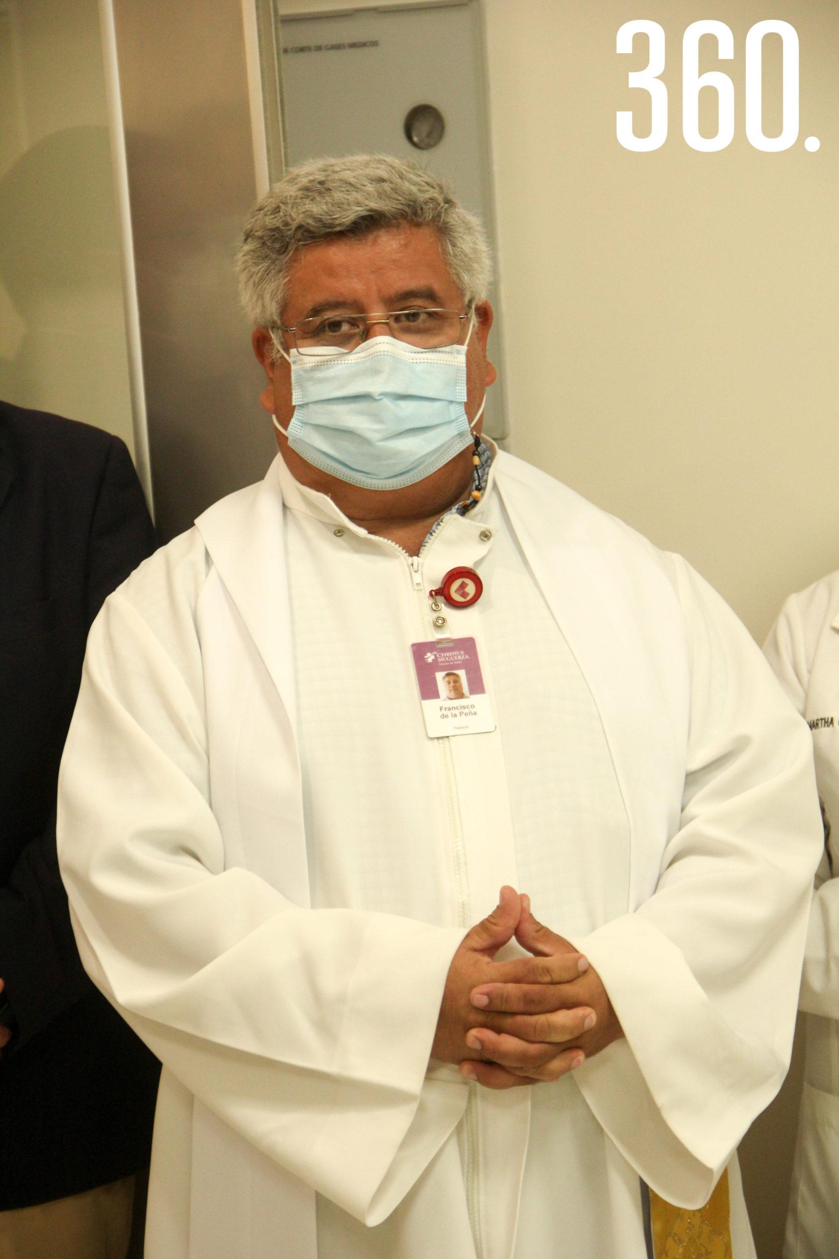 Padre Francisco de la Peña.