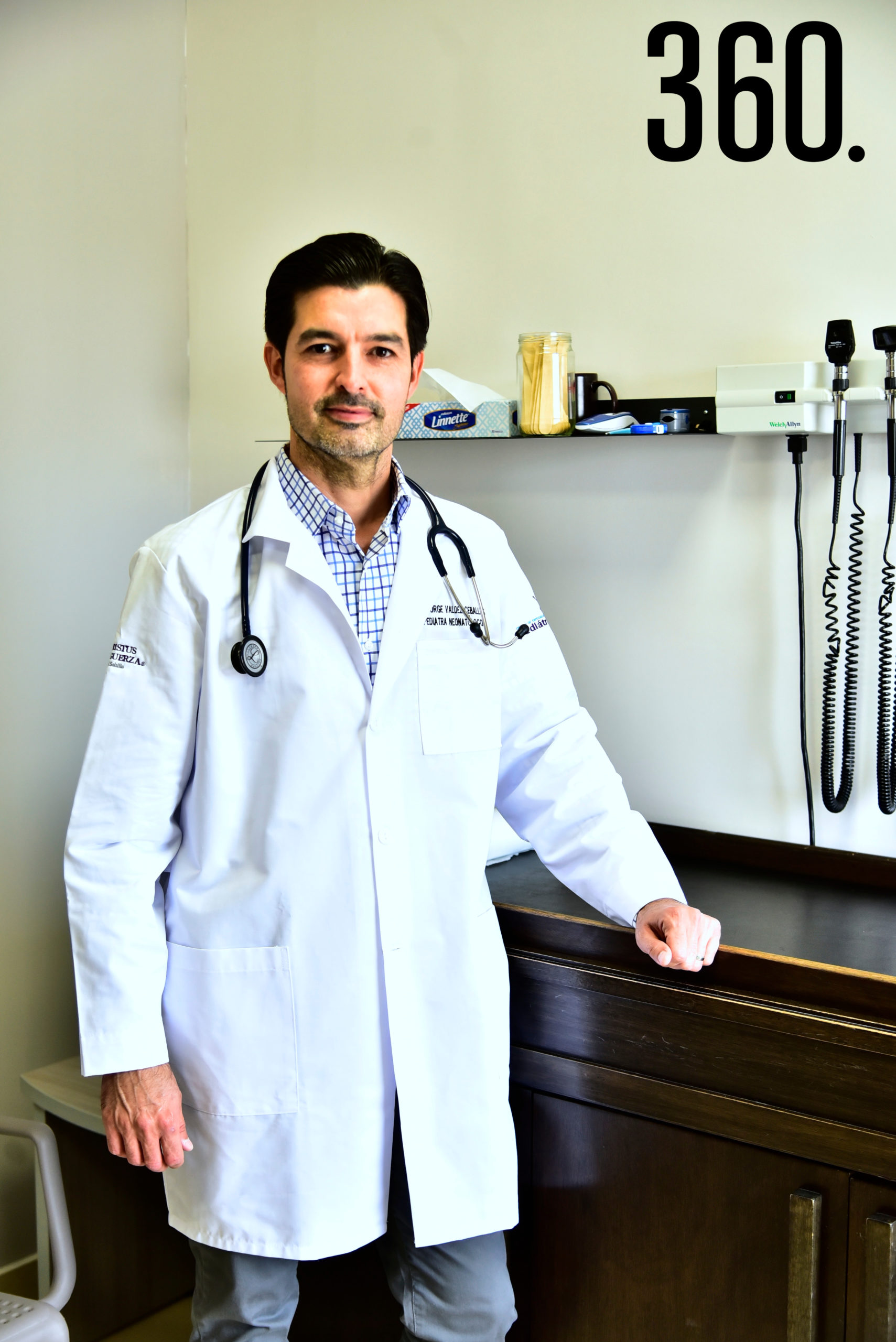 Dr. Jorge Valdez Ceballos