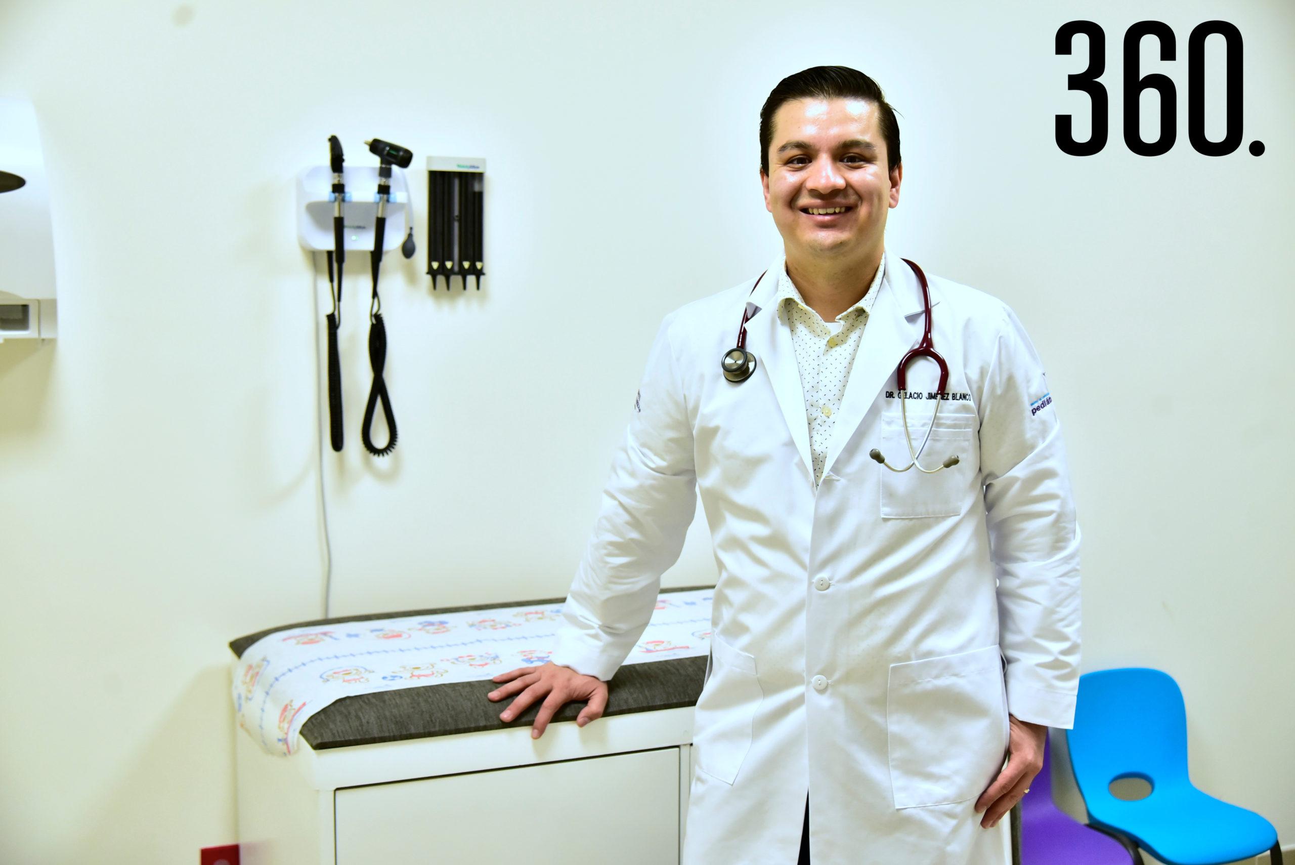 Dr. Gelacio Jiménez Blanco.