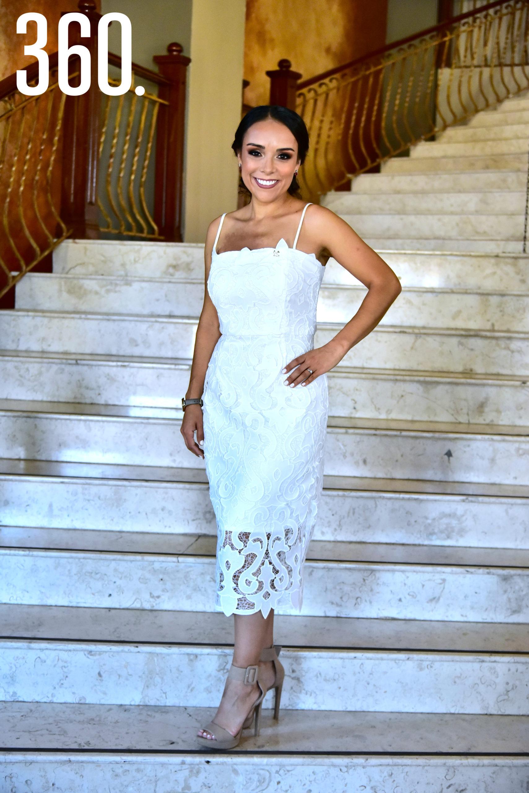 María Fernanda Molina Berrueto.