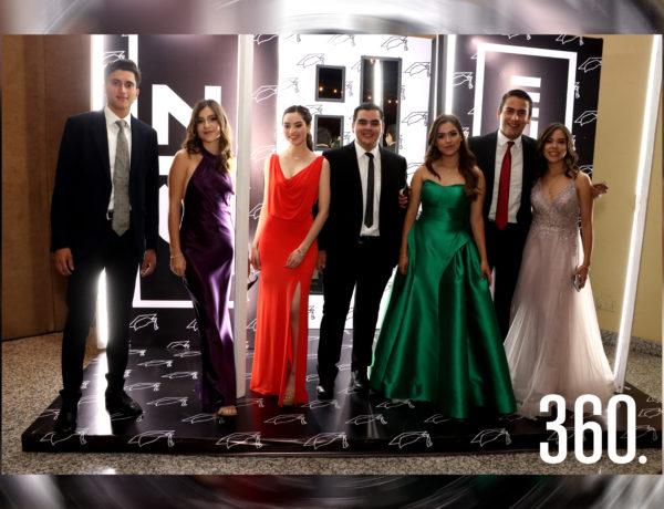 Fernando Siller Ordaz, Ana Paula Luna, Ale Verastegui, Carlos Ylizaliturri, Melisa Rodea, Daniel Mora y Ana Carmen Amezaga.