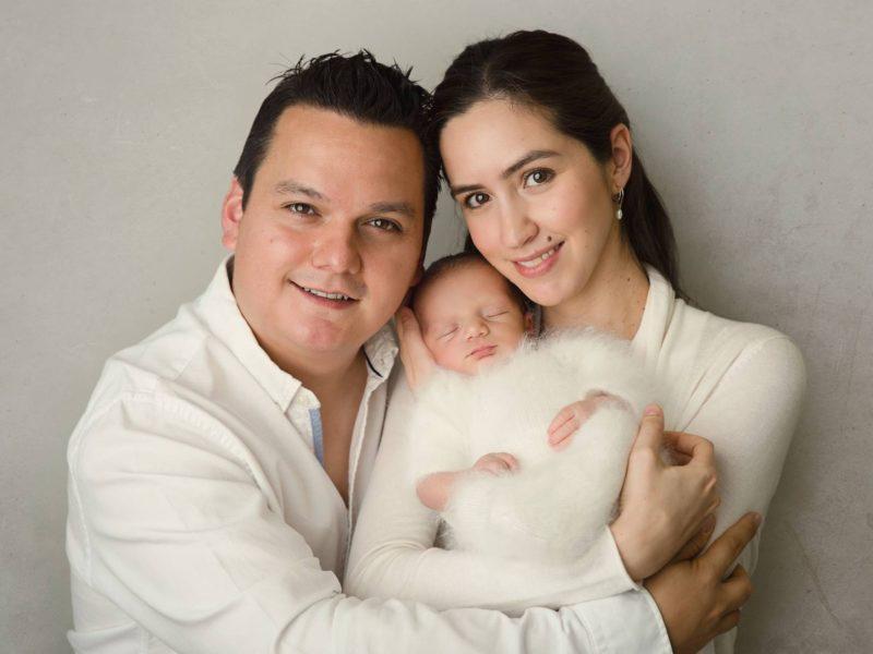 Familia Quijano Farías.