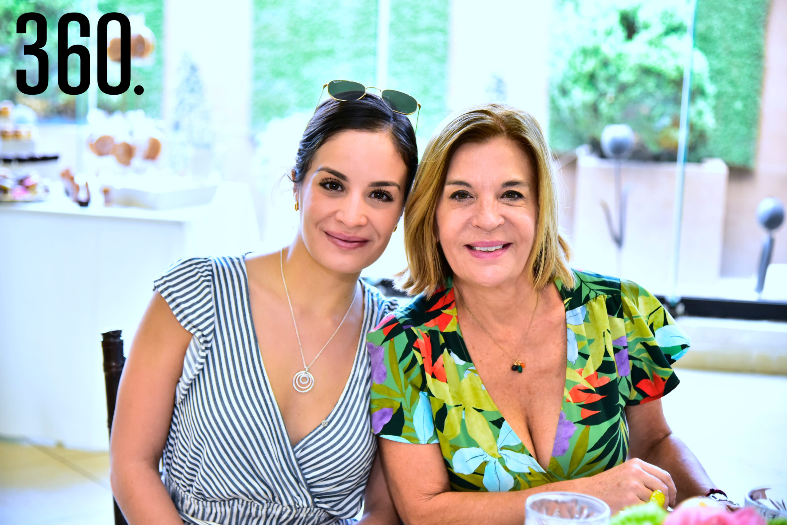 Jimena Fernández y Patricia Orta.