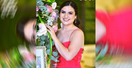 Ana Sofía Saucedo Orta.