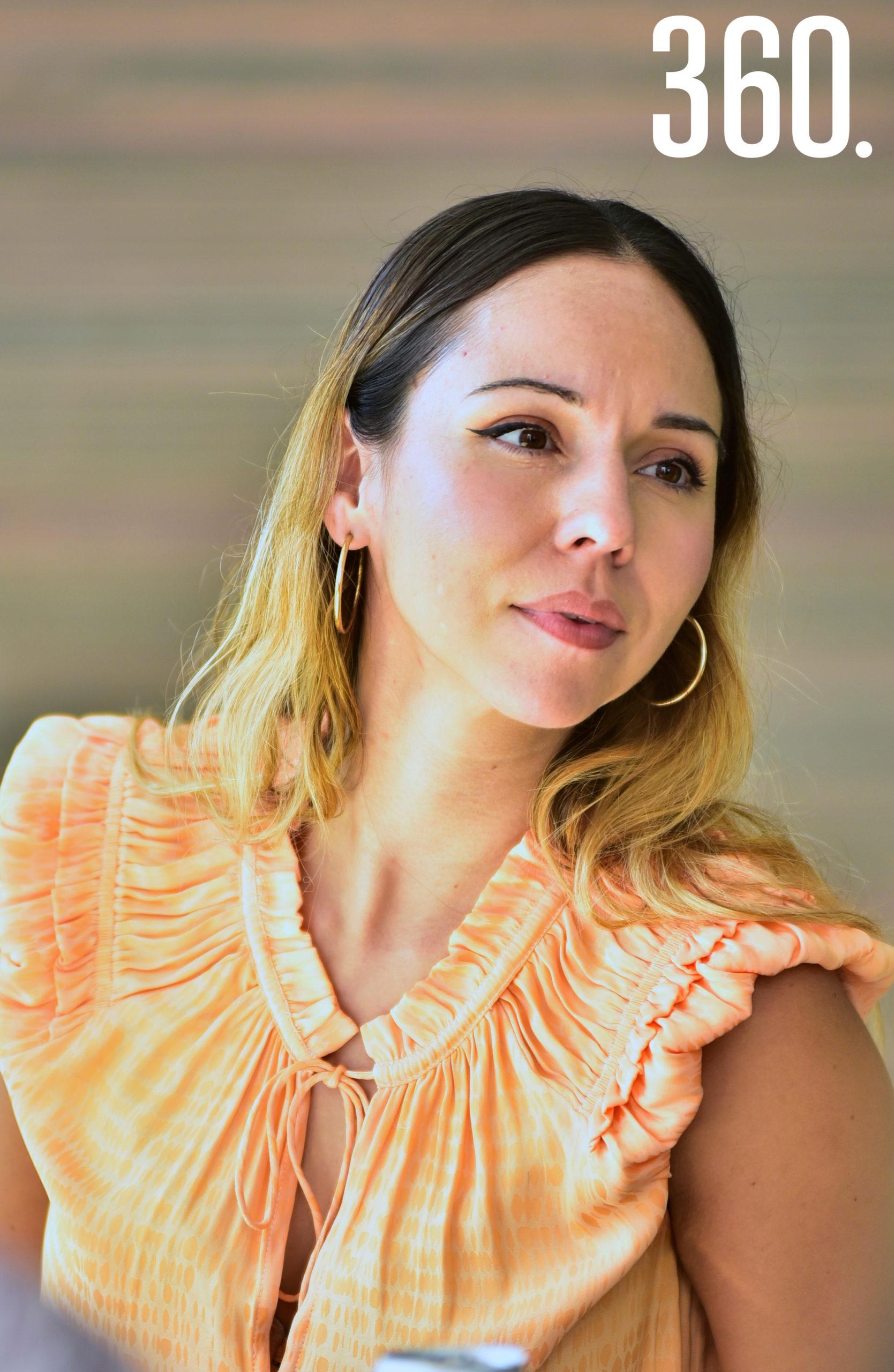 María José Villalobos.