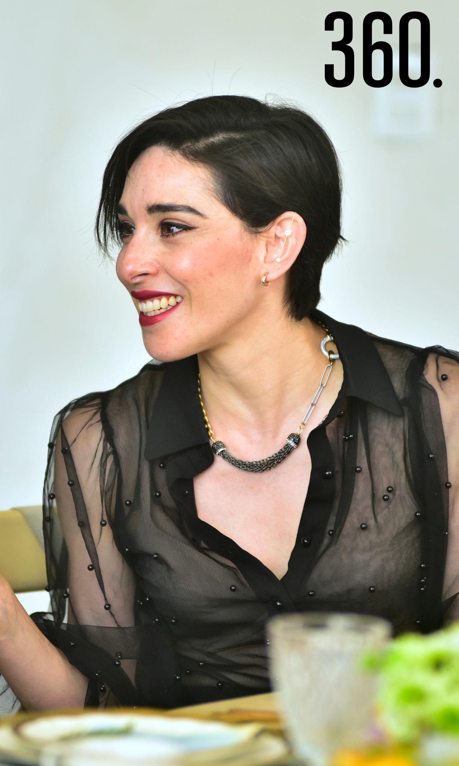 Alina Hassaf.