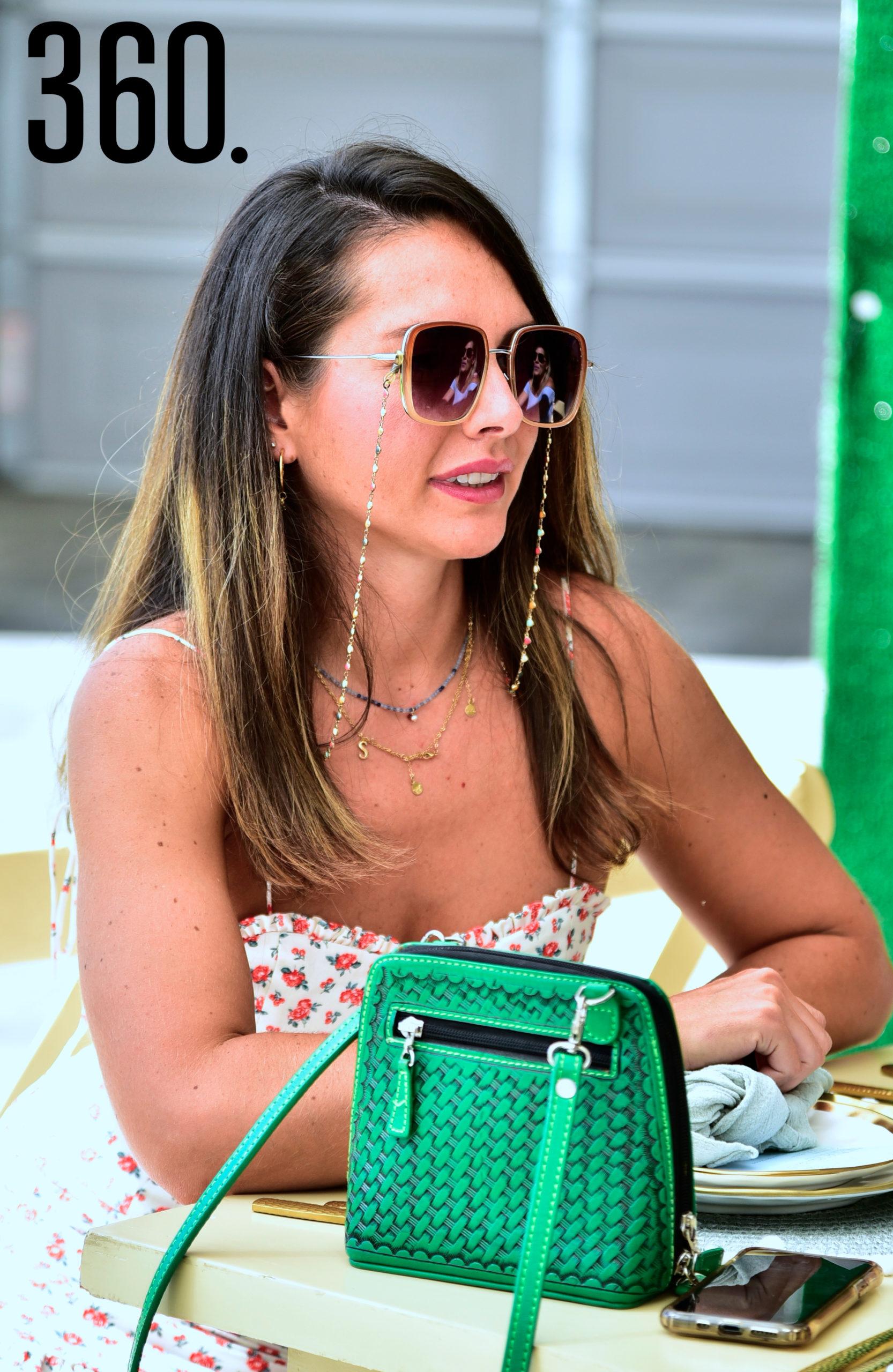 Sofía Bendimez.