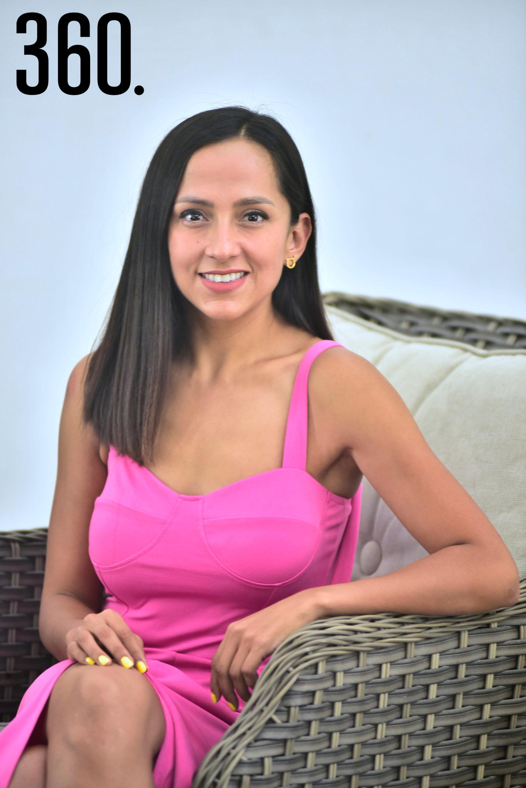 Laura de la Peña Méndez.