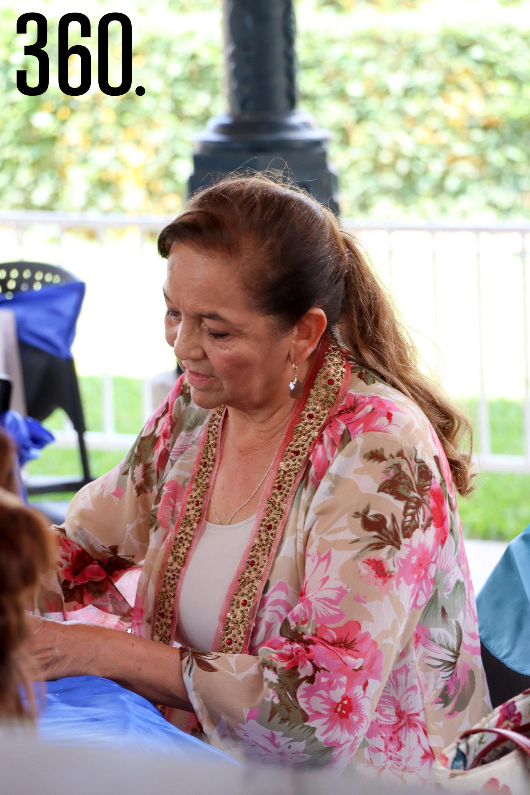 Guadalupe Cárdenas.