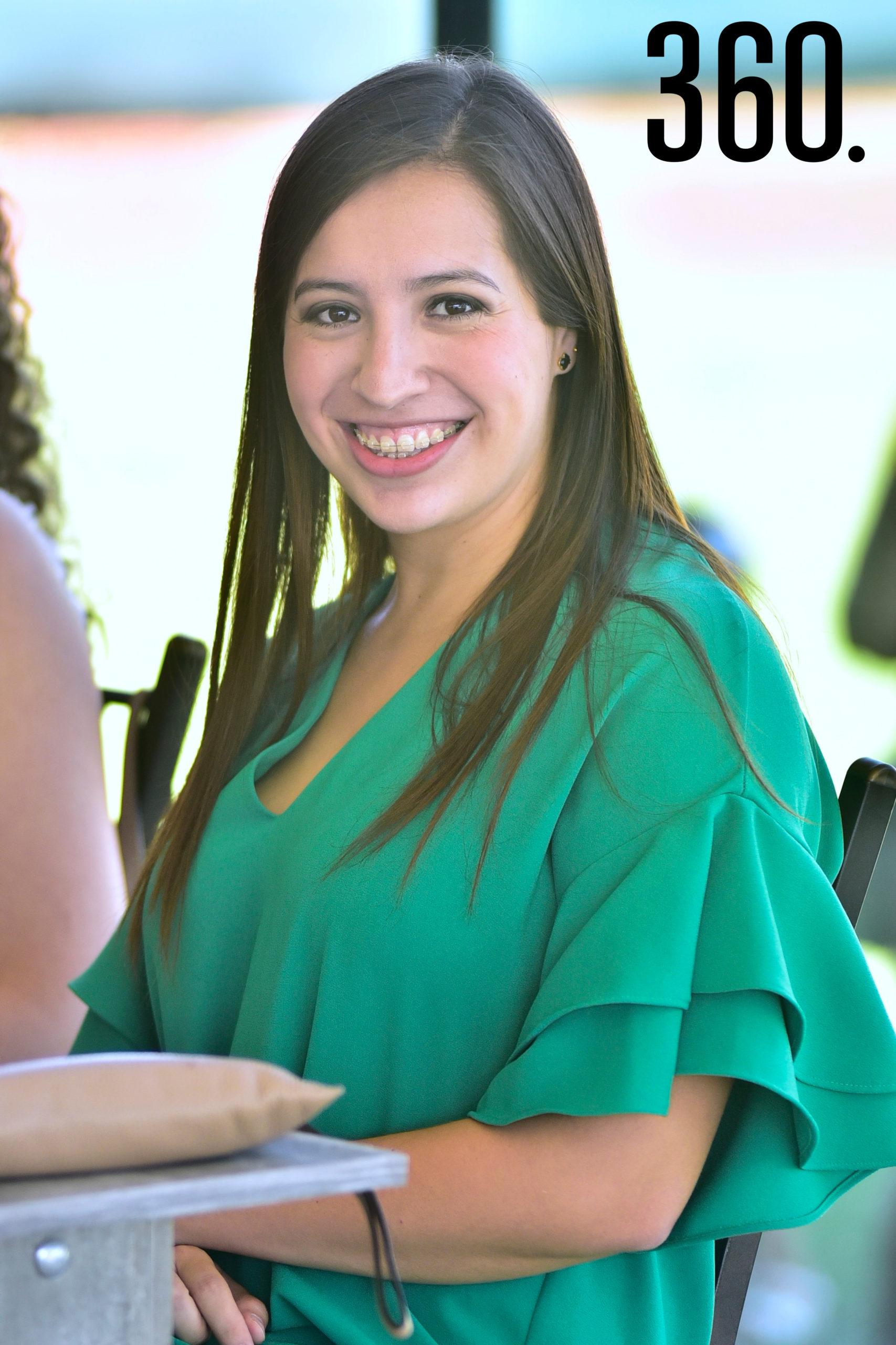Valeria González.