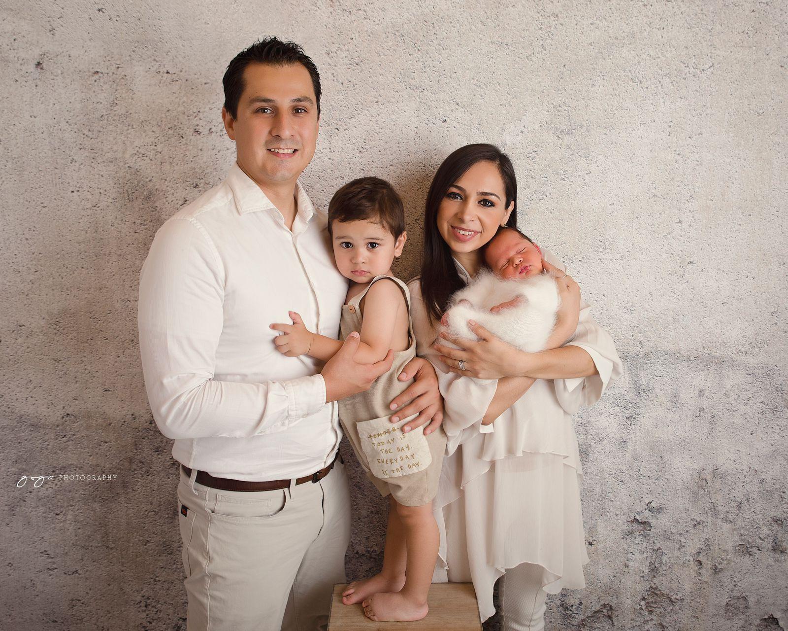 Familia Quijano Martínez.