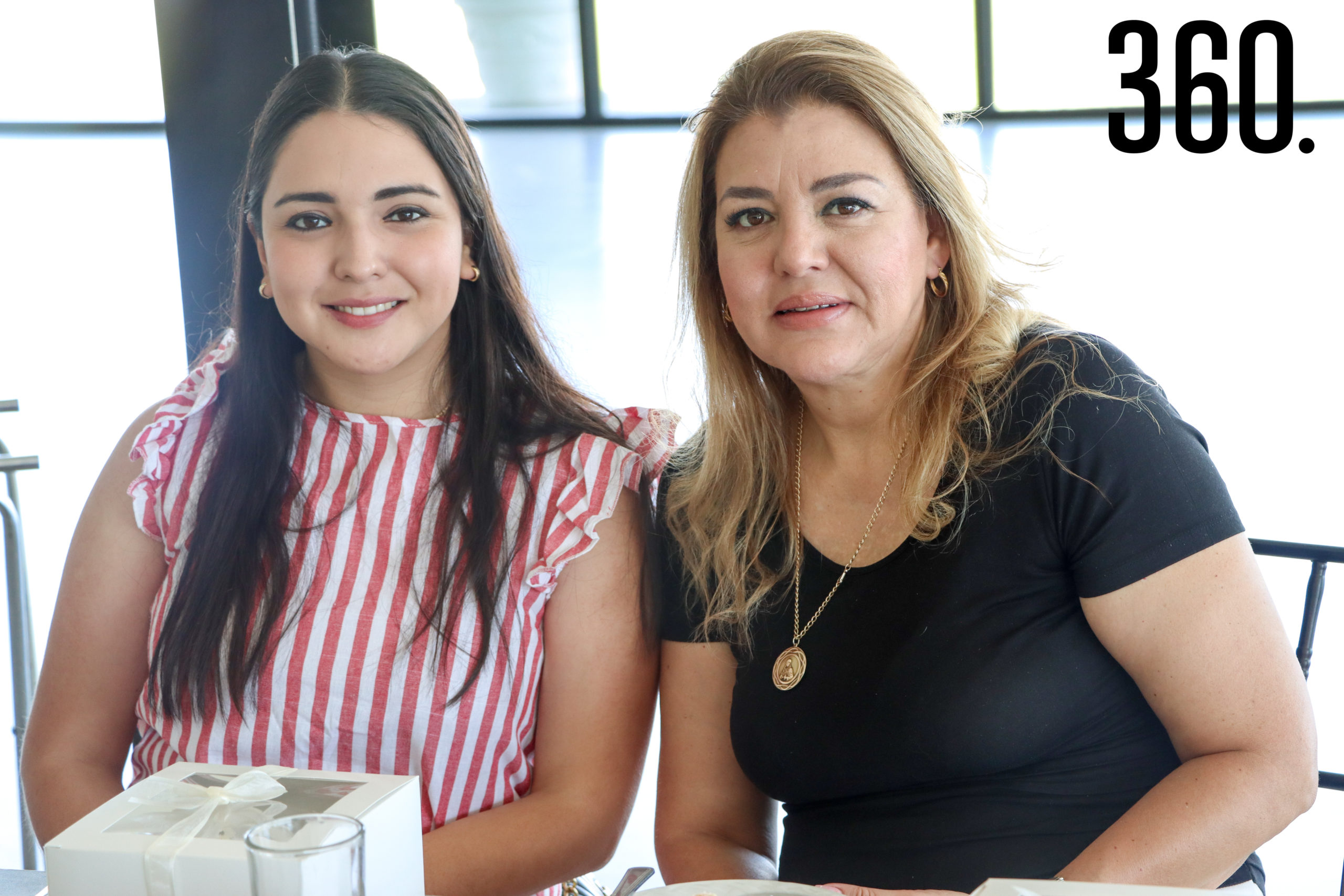 Vero Herrera y Rocío Franco.