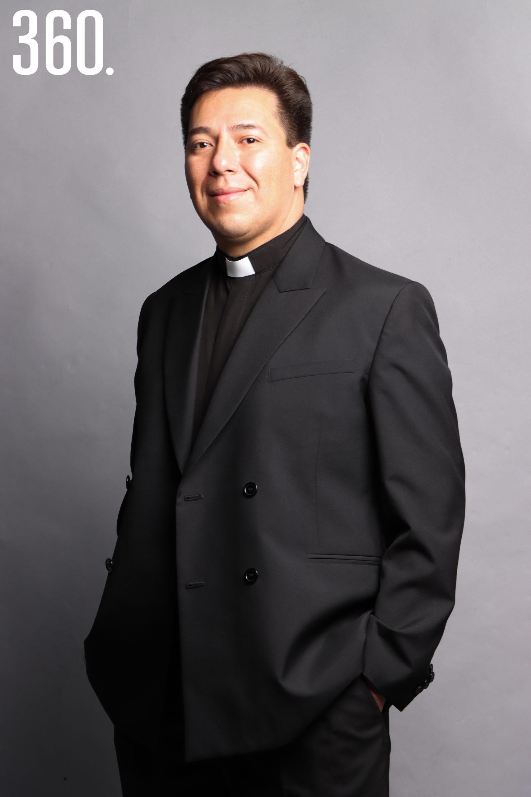 P. Jorge Enrique Mújica, LC.