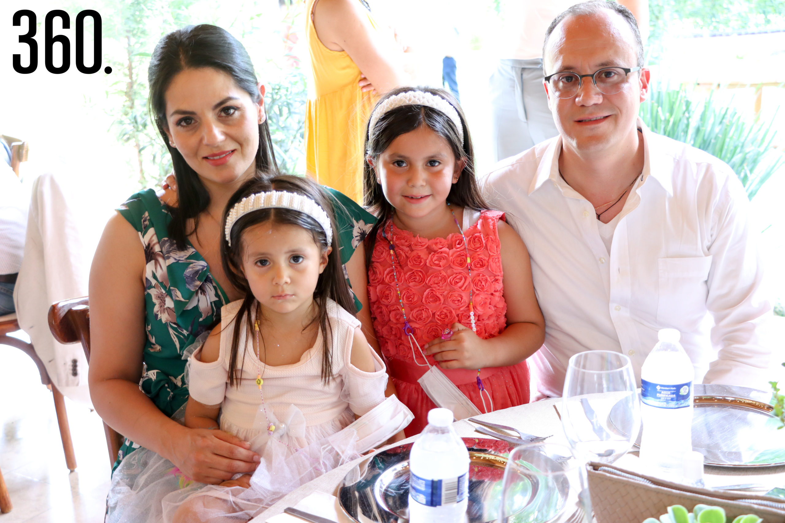 Familia Luna Morales.