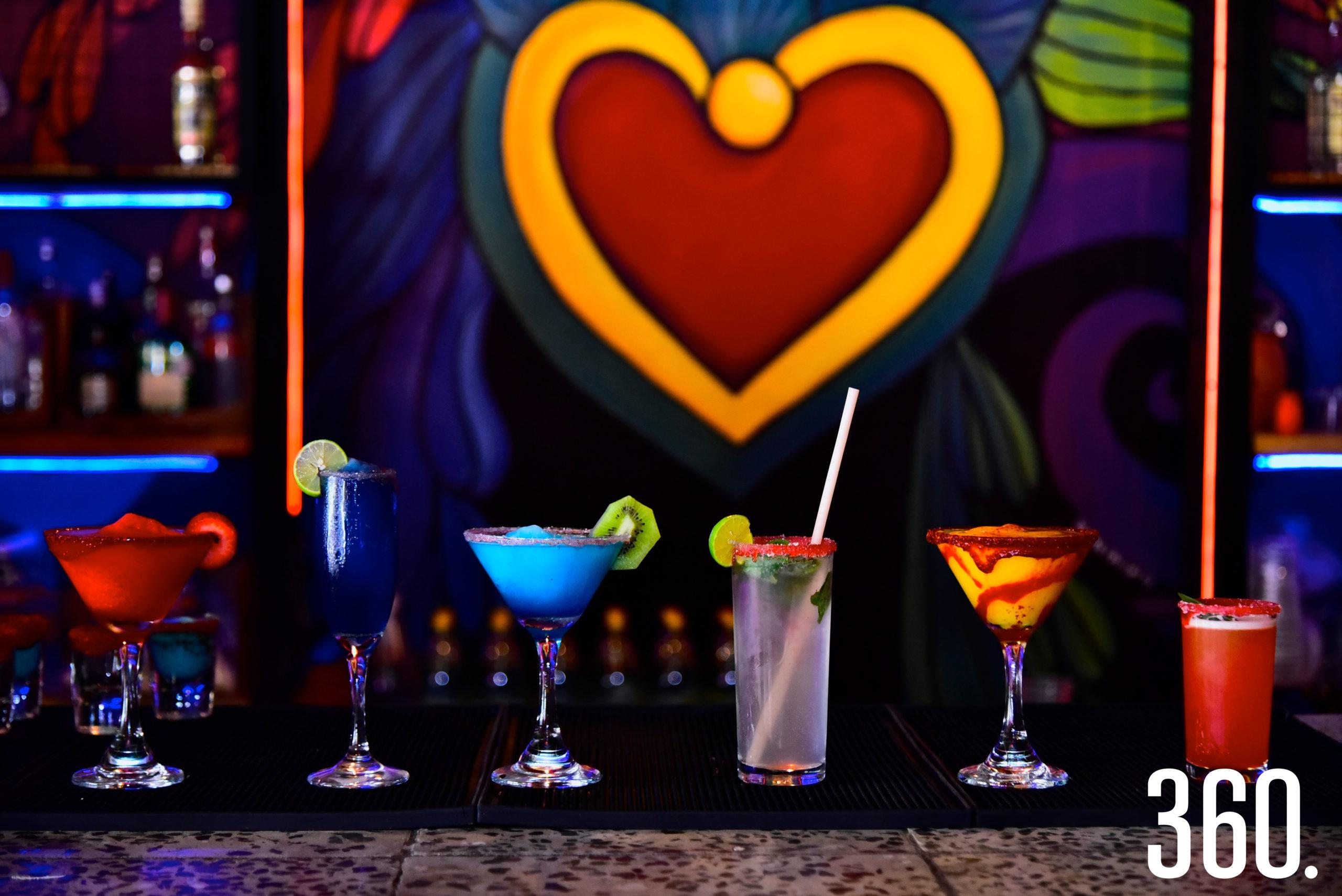 Los clientes podrán disfrutar de deliciosas bebidas.