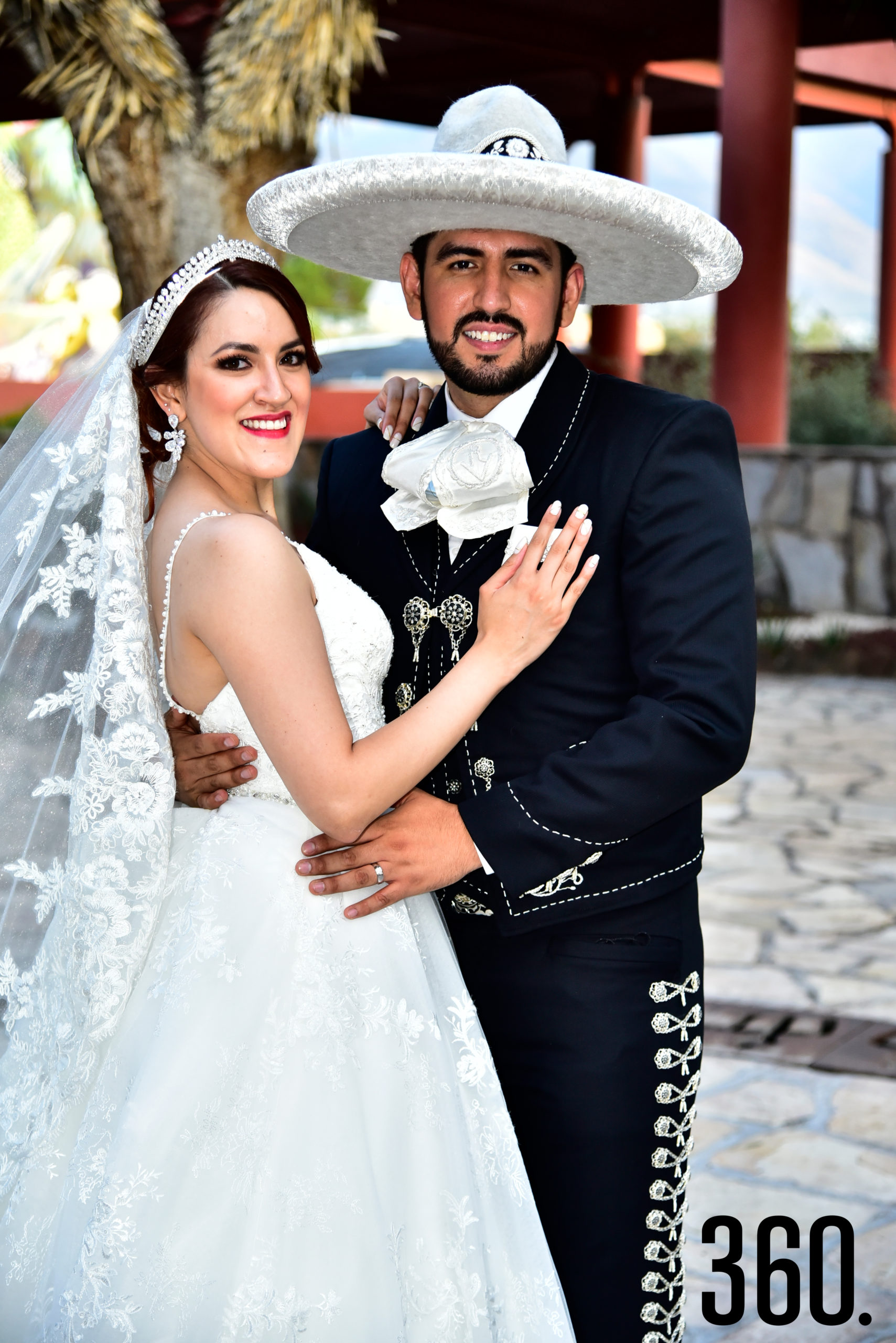 Valeria Flores Rodríguez y Rudiger Gabriel Ríos Valles.