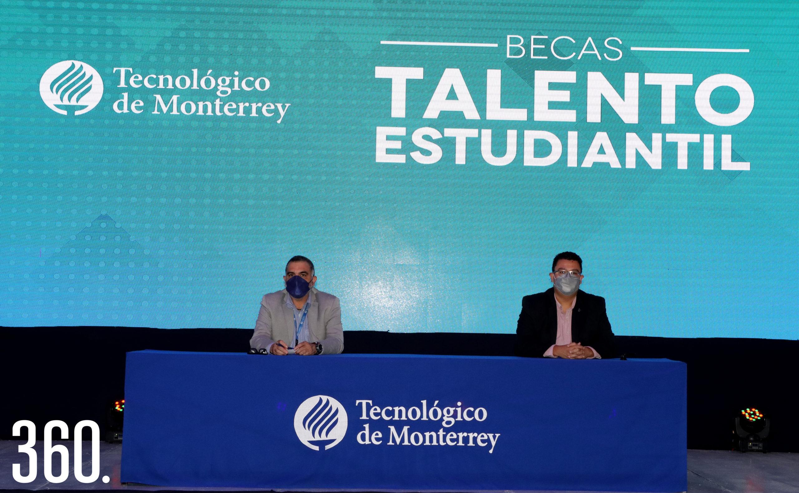 El evento fue presidido por Gilberto Armienta, director general del campus Saltillo; y David Perales Ruiz de Esparza, director de Liderazgo y Formación Estudiantil.