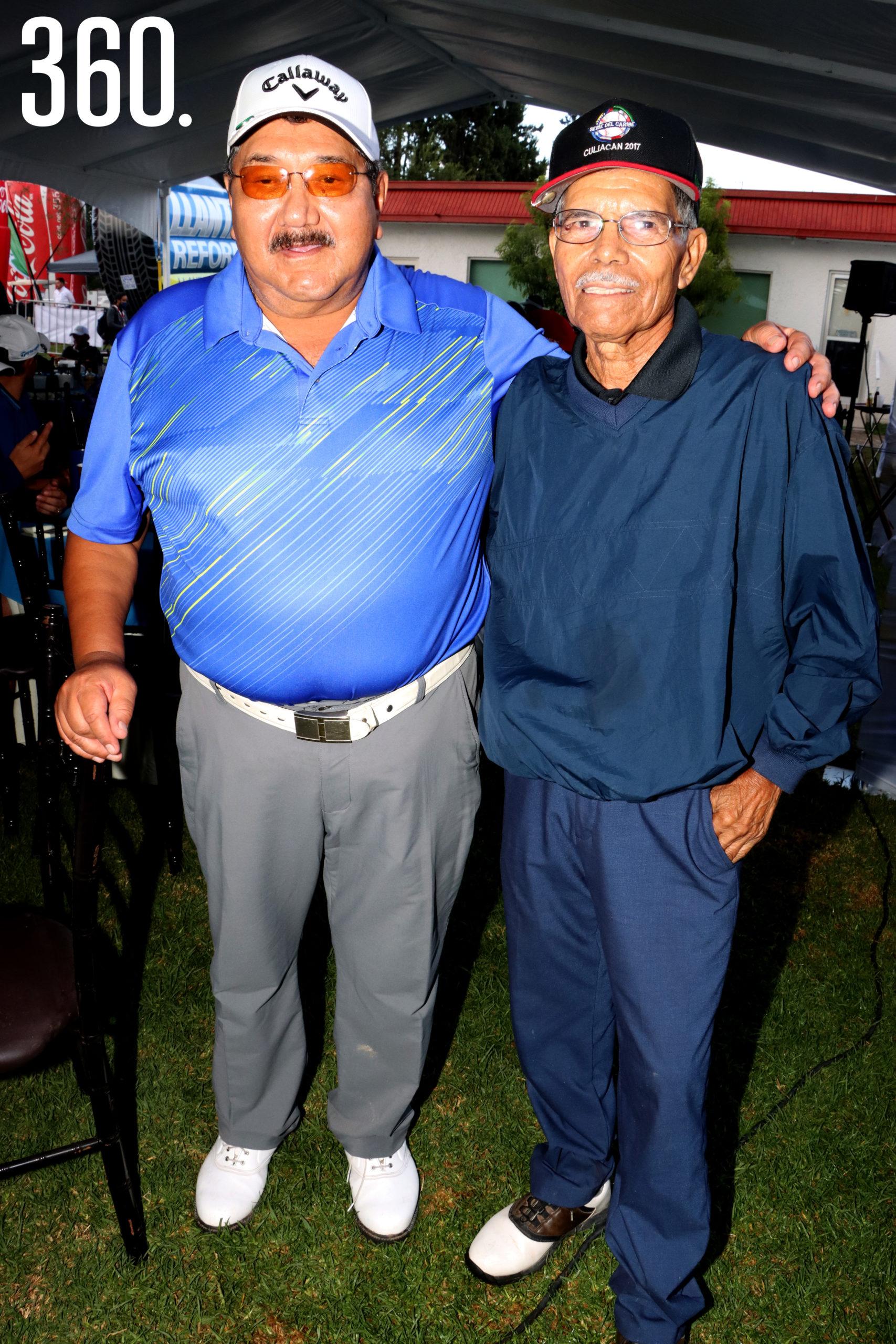 Gilberto Martínez y Benito Martínez.