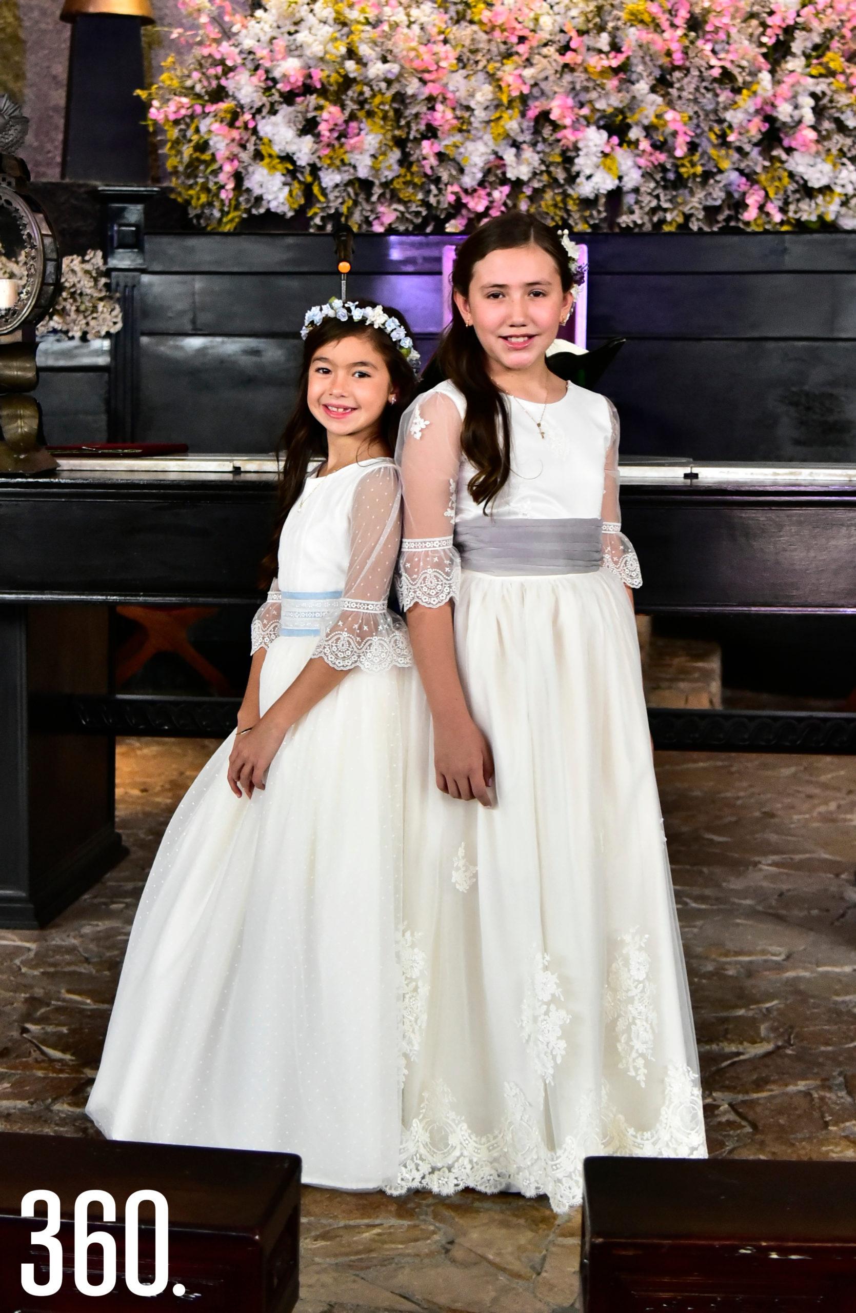 Lizy Martínez Flores y Jaqueline González Ramos.