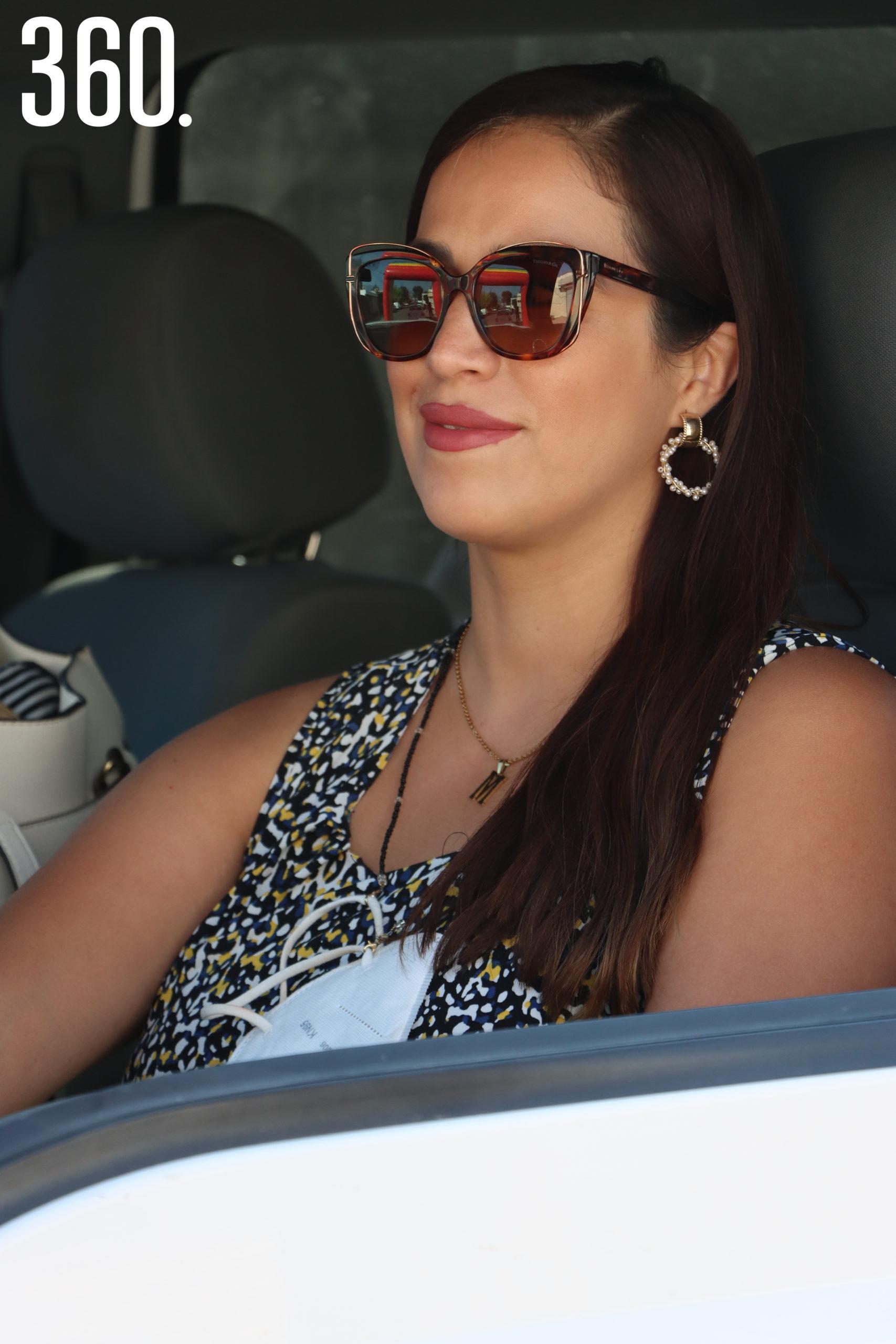 Maricela Bustamante.