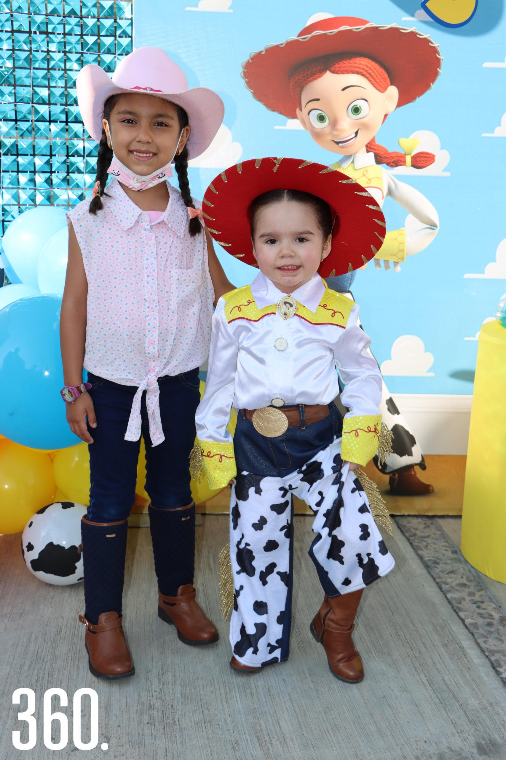 Marijosé Aguirre y Ana Lilia Rodríguez.