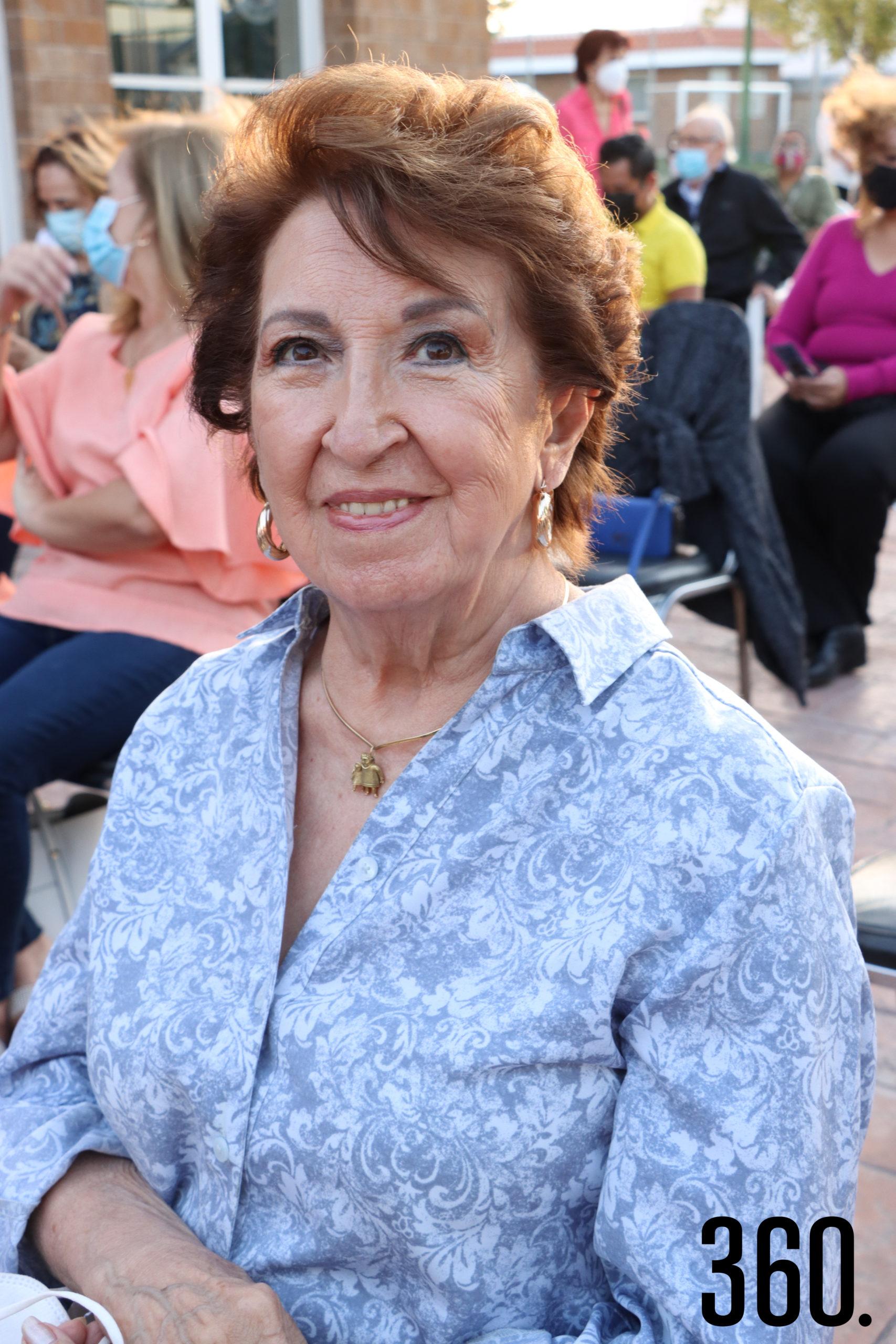 María Elena del Bosque.