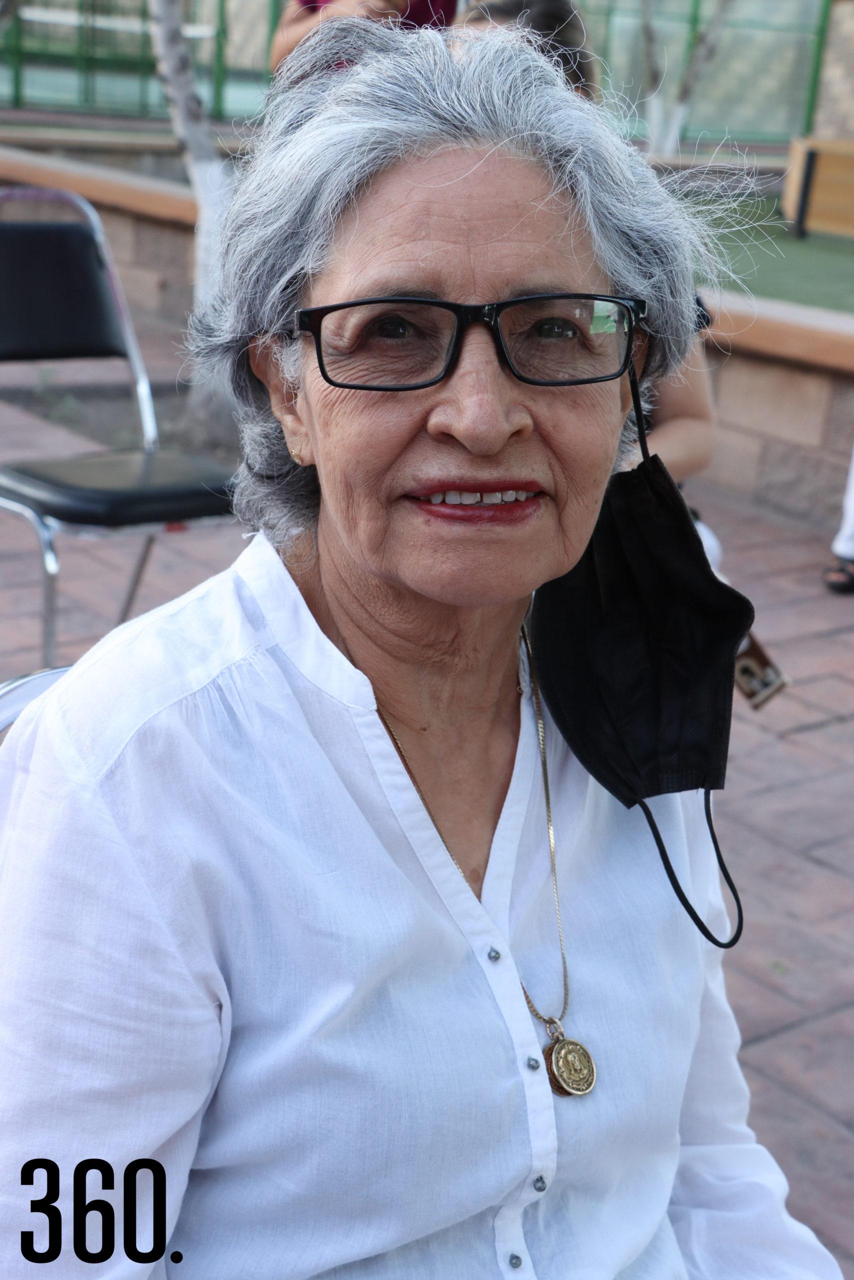 Paquita Jiménez.