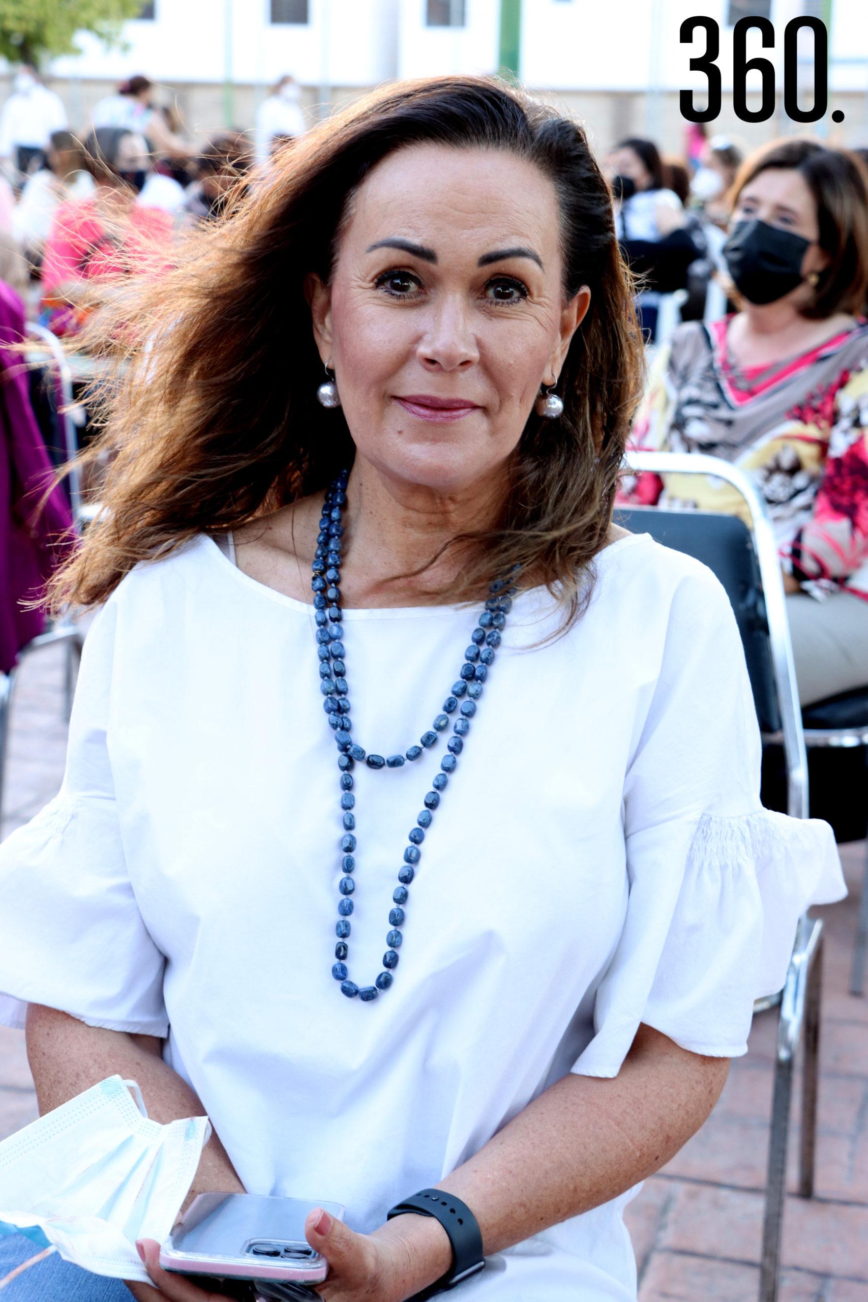Magdalena López.